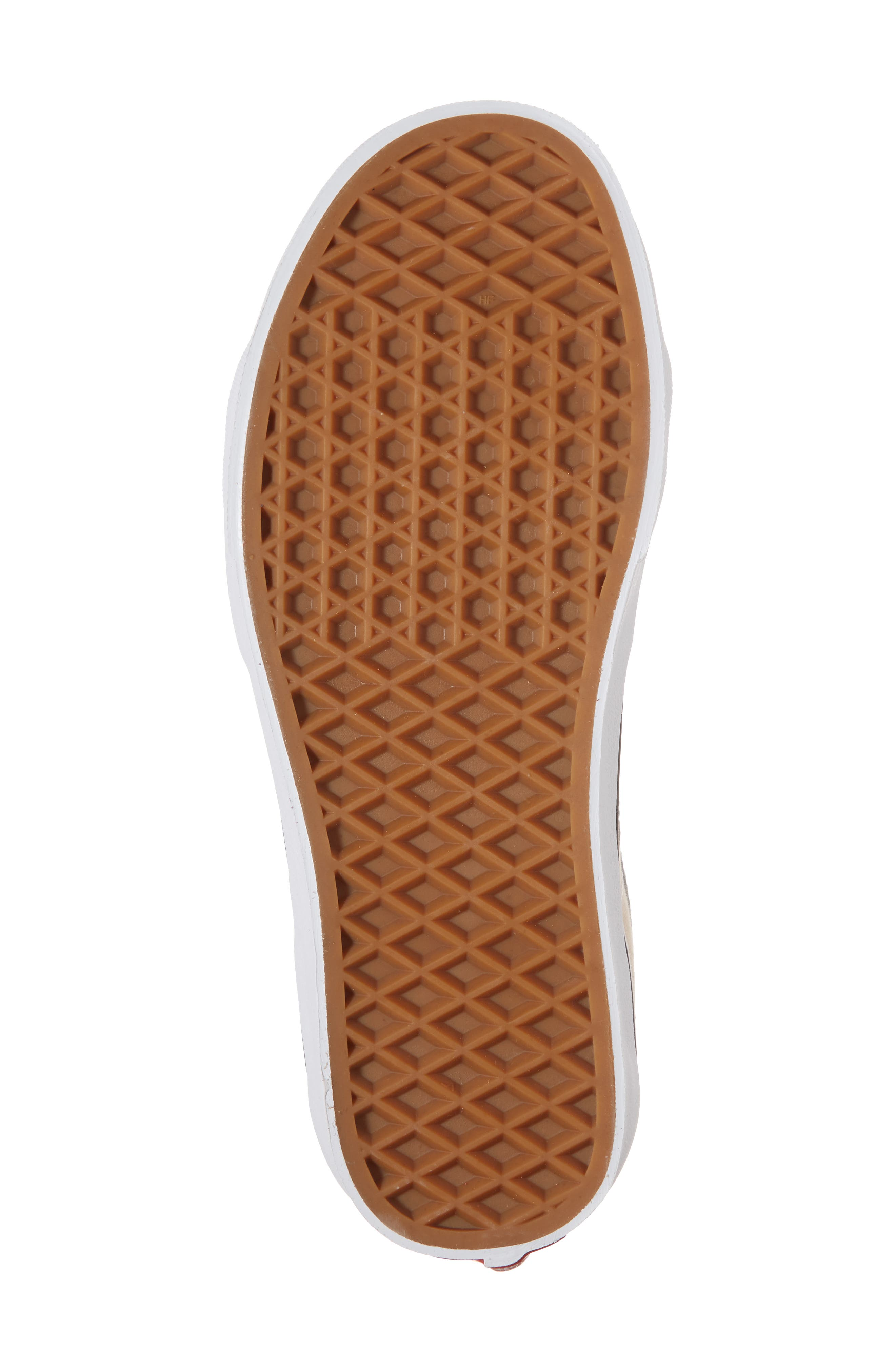 'Sk8-Hi Slim' Sneaker,                             Alternate thumbnail 6, color,                             Frappe/ True White