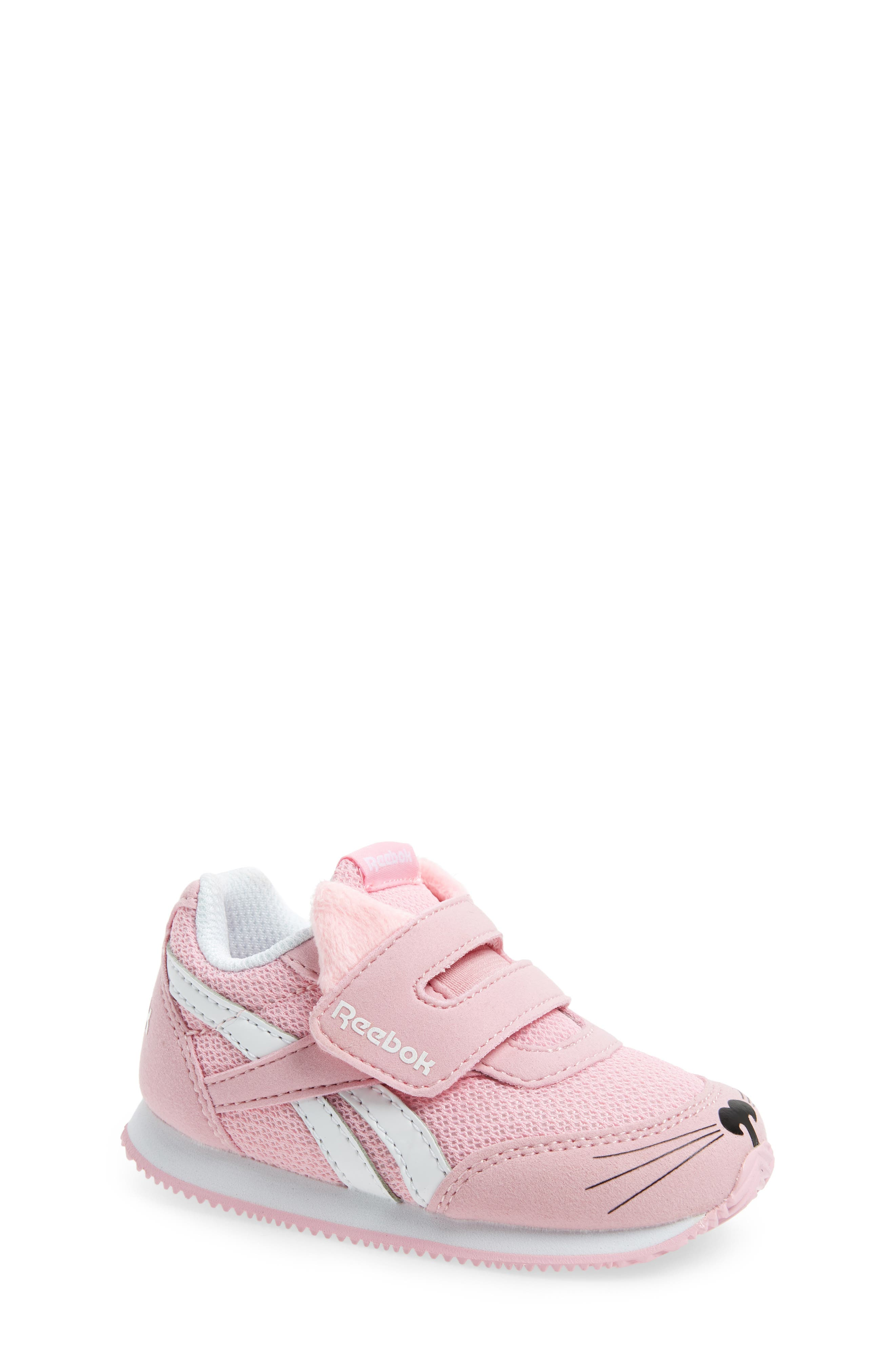 toddler girl reebok shoes
