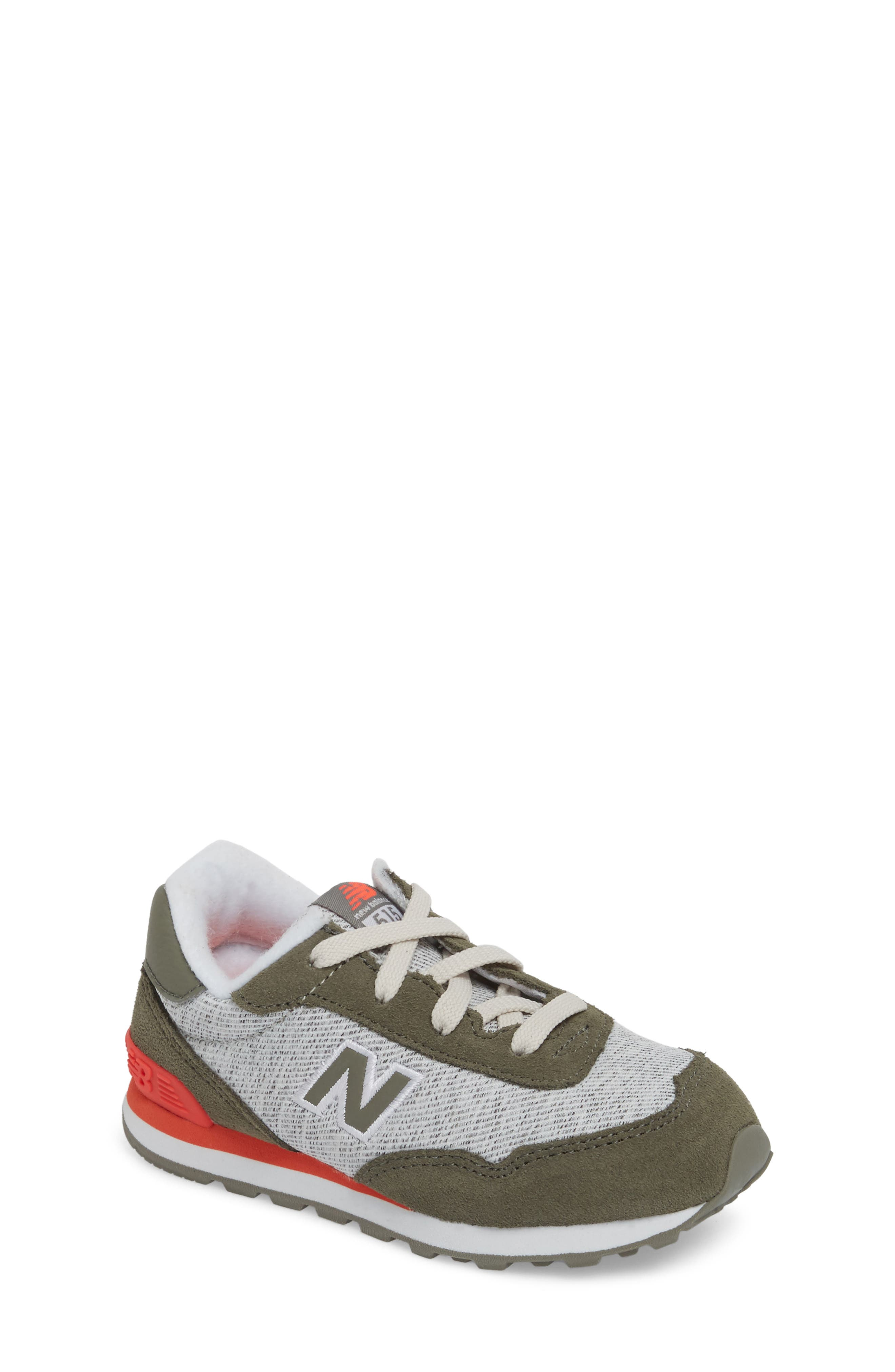 515 Sneaker,                         Main,                         color, Green