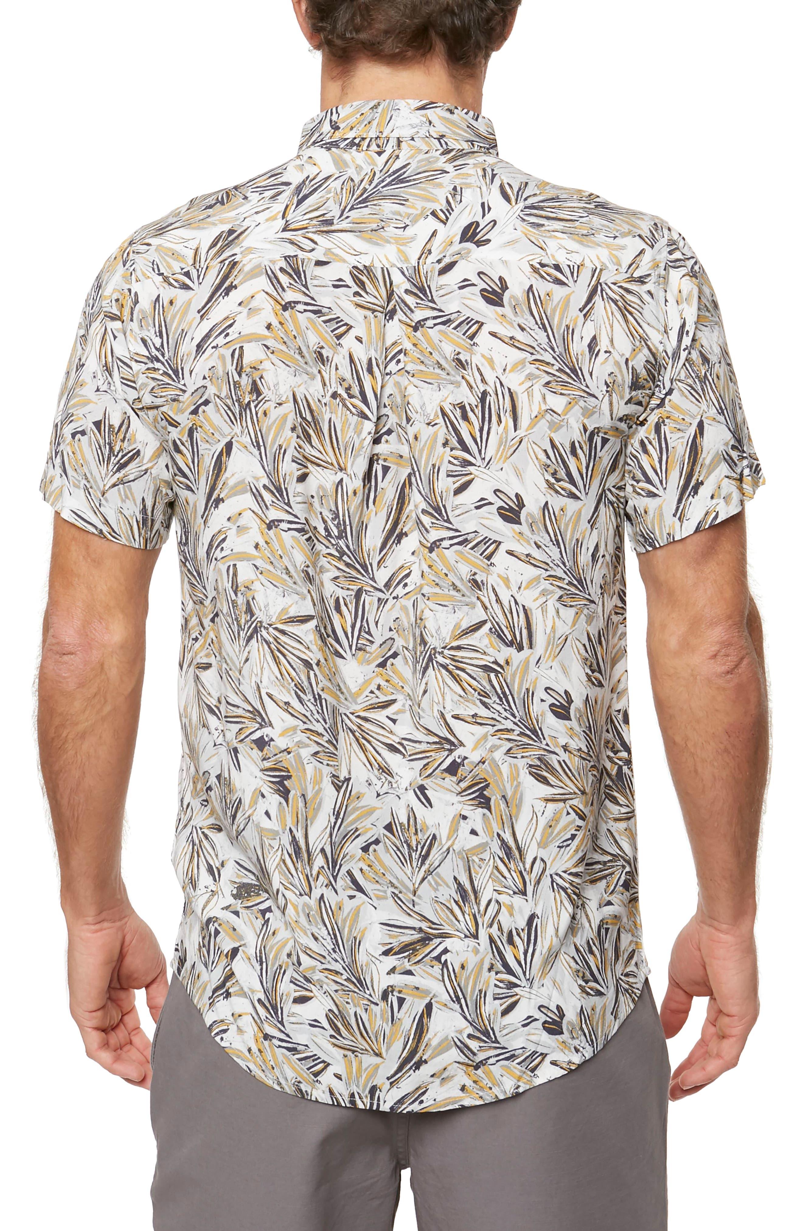 Alternate Image 2  - O'Neill Canvas Woven Shirt