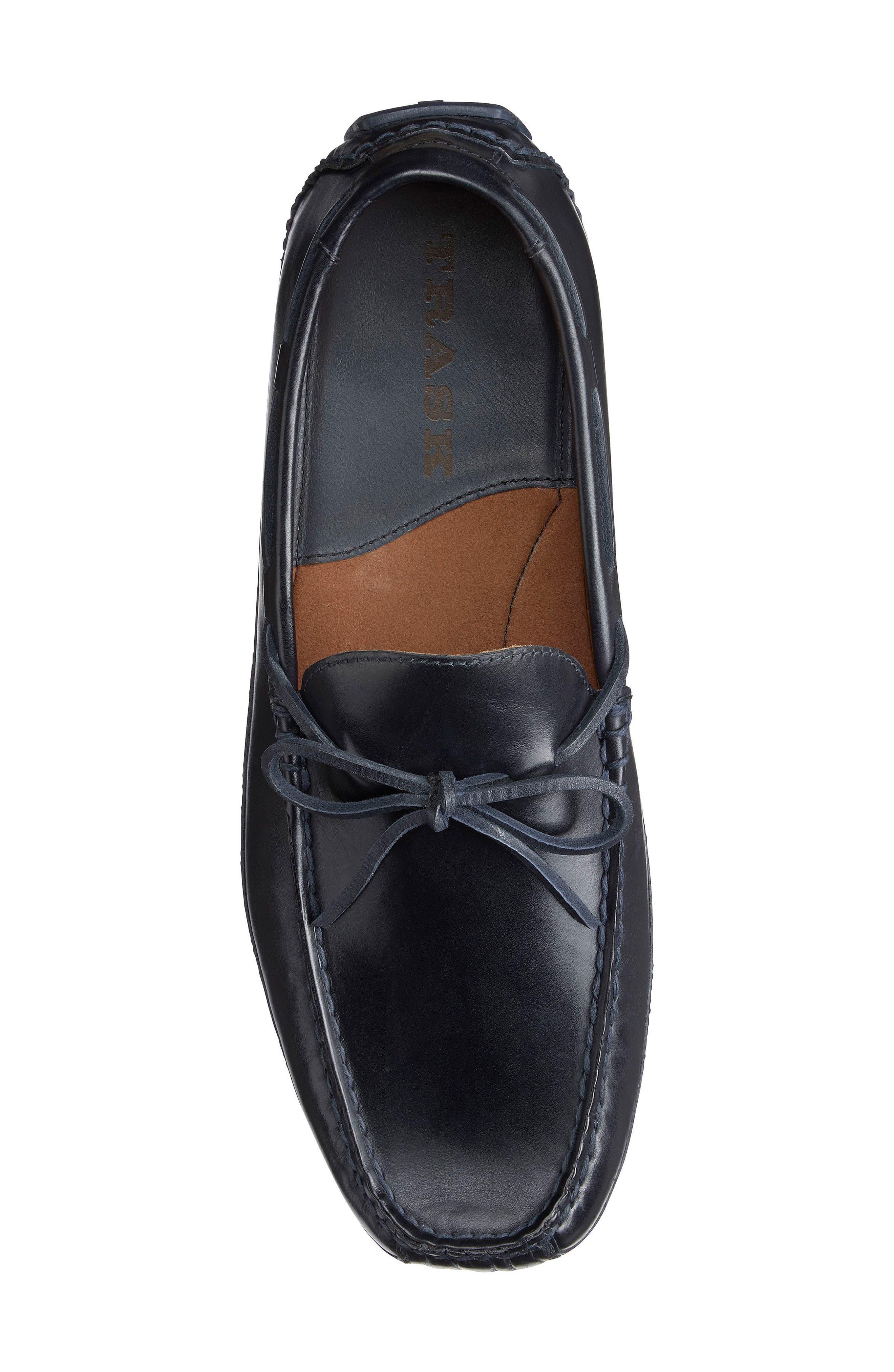 Alternate Image 5  - Trask Dillion Driving Loafer (Men)