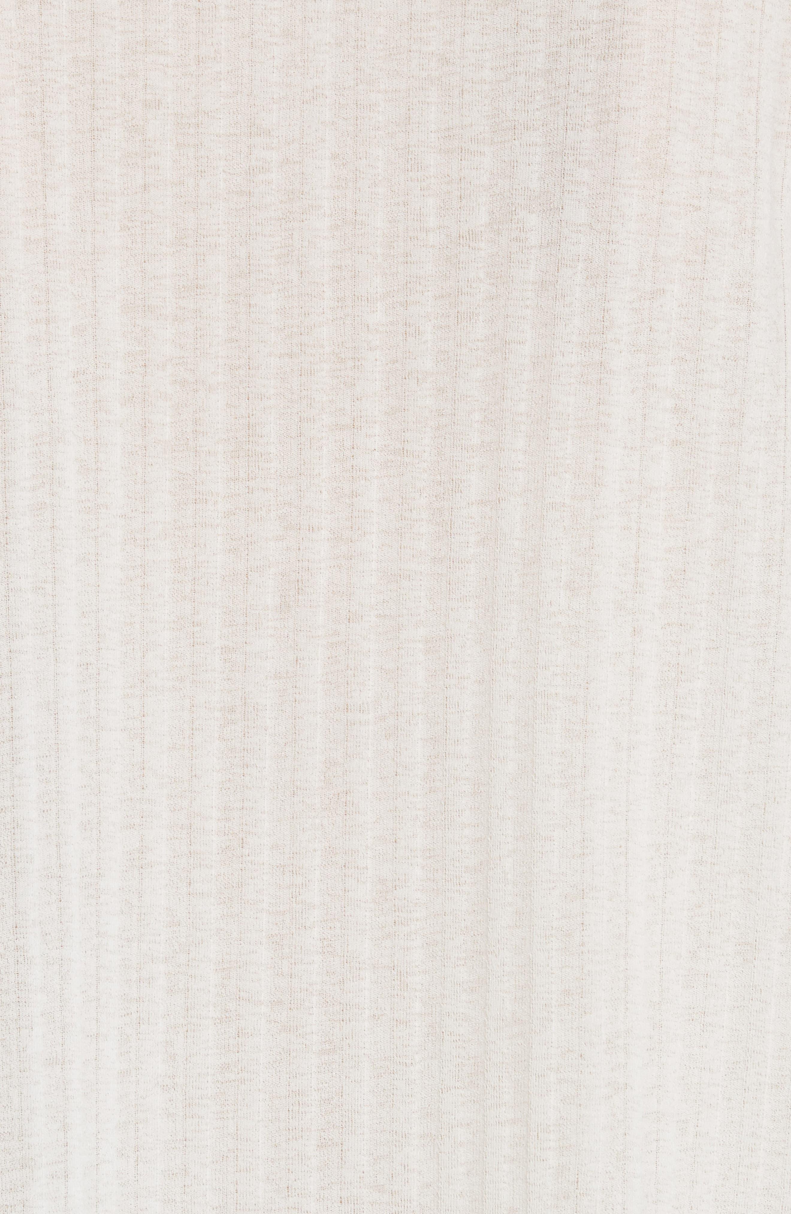 Lace Trim Top,                             Alternate thumbnail 5, color,                             White