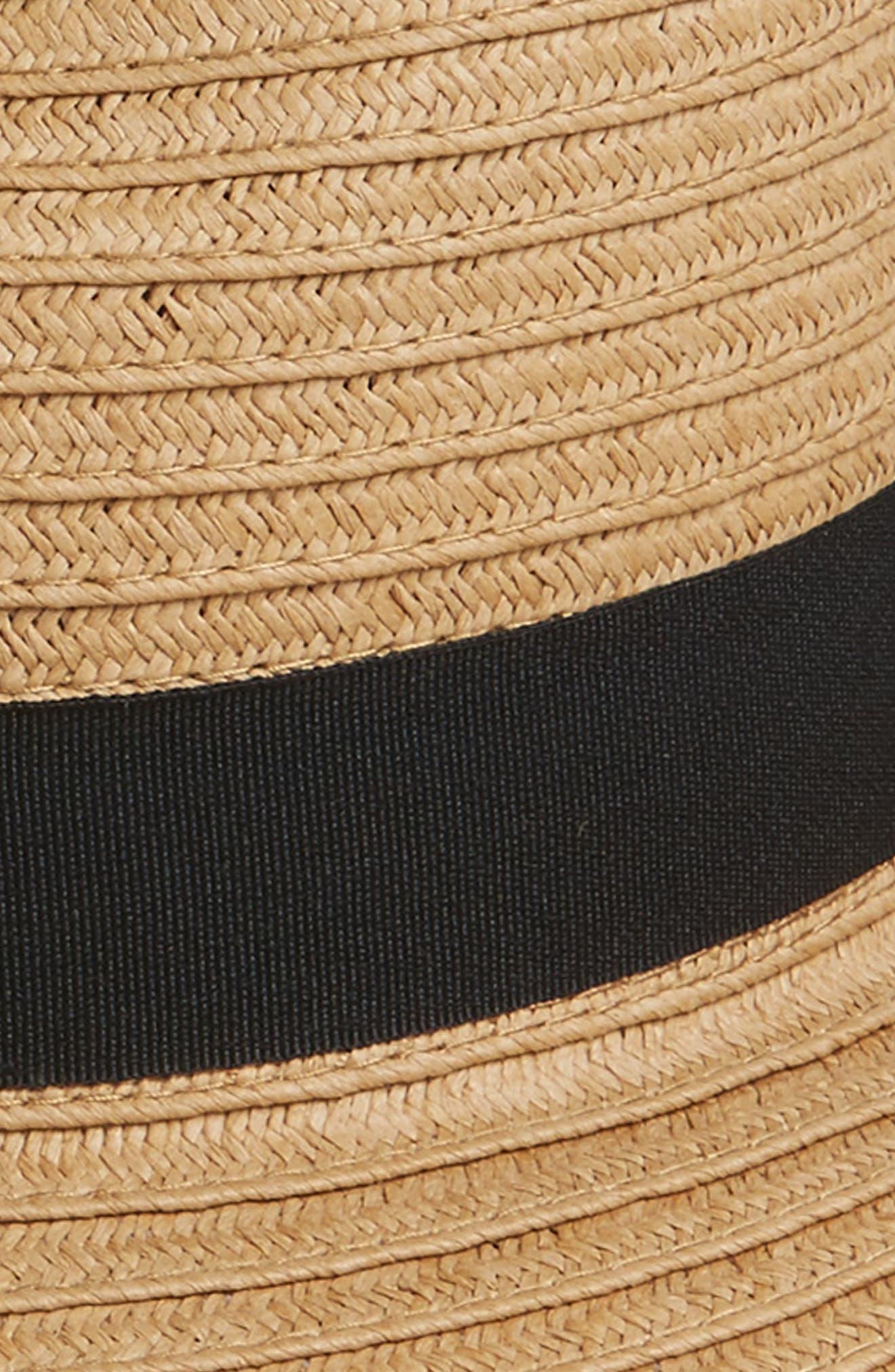 Panama Hat,                             Alternate thumbnail 2, color,                             Tobacco