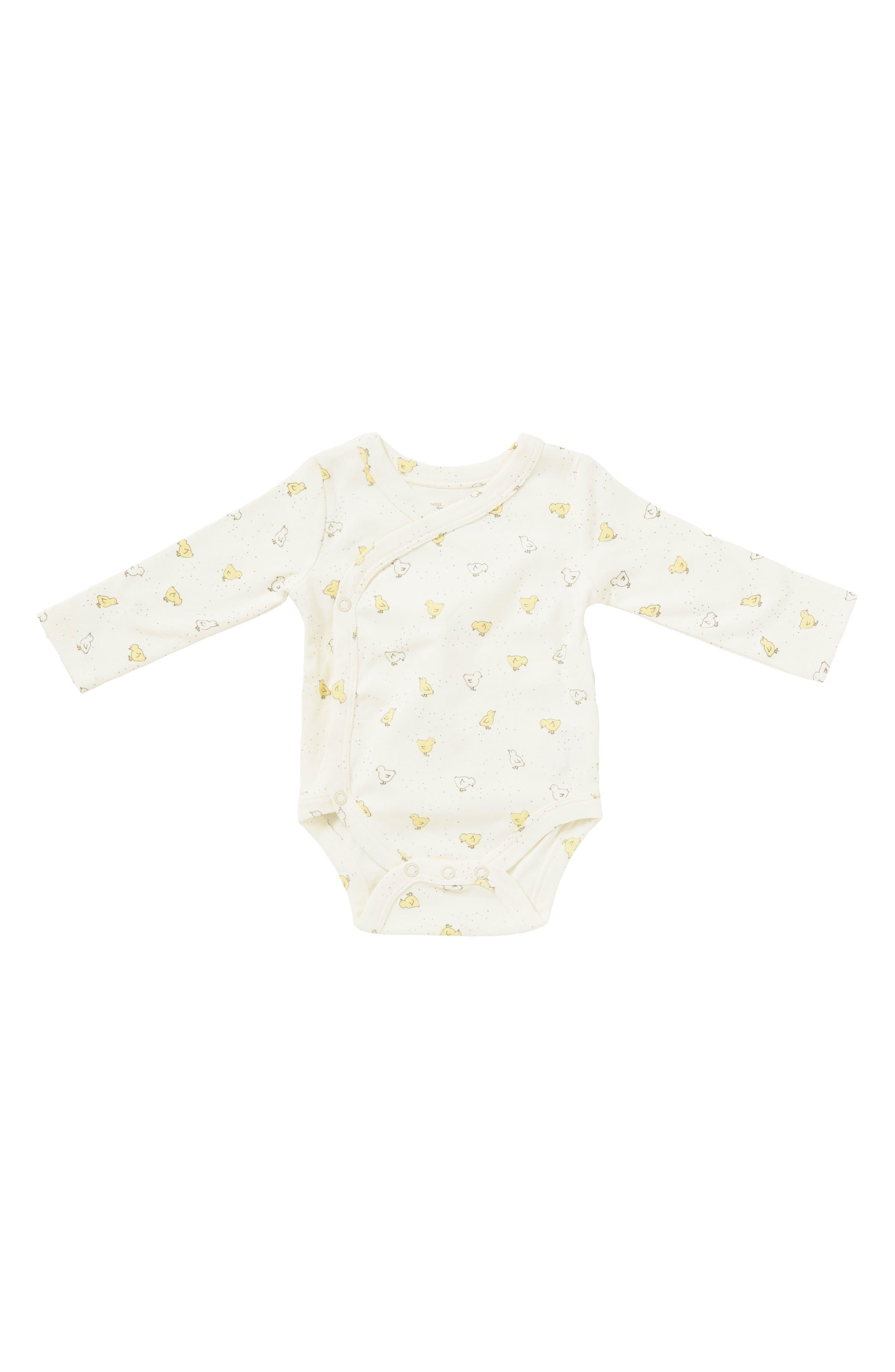 Petit Pehr Baby Chick Bodysuit (Baby)