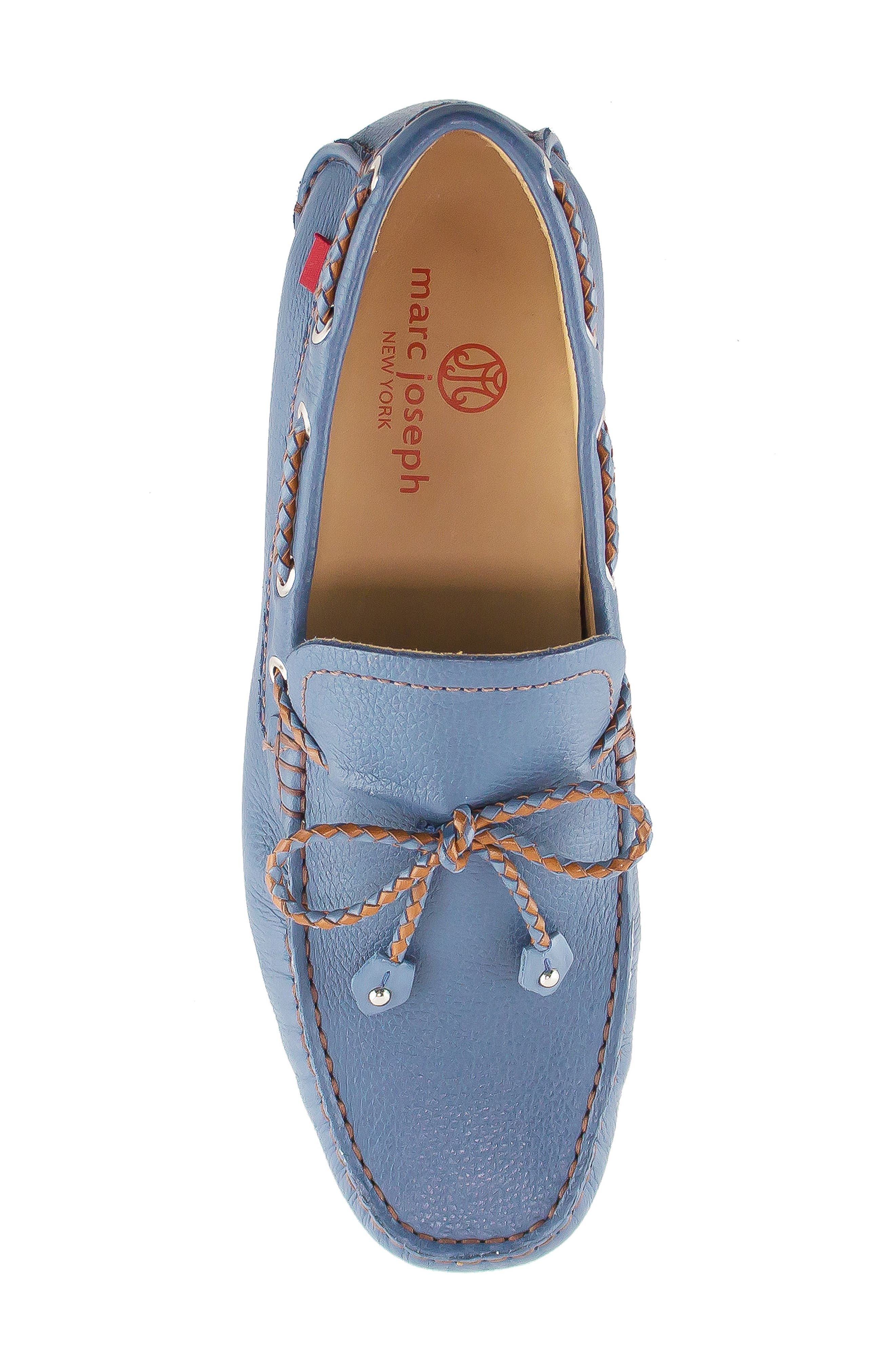 Alternate Image 5  - Marc Joseph New York 'Cypress' Moccasin (Men)