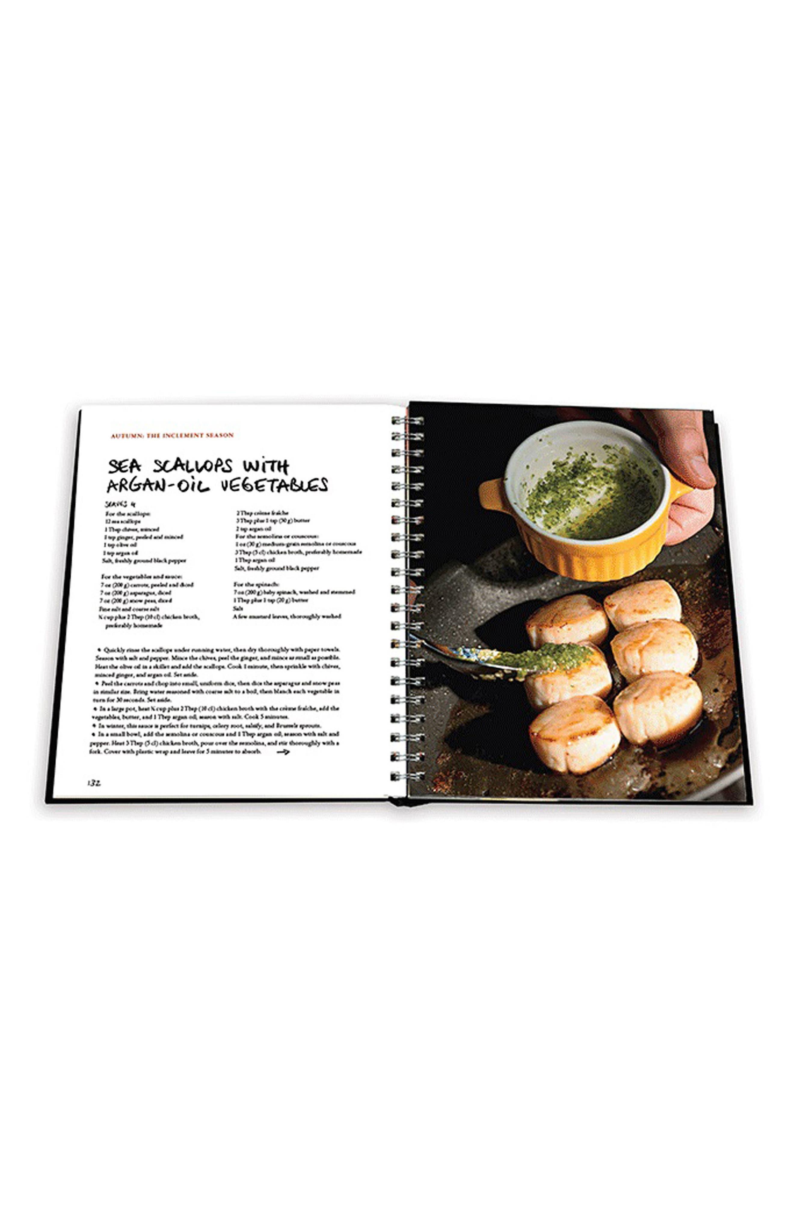 Alternate Image 5  - 'Food & Life' Book