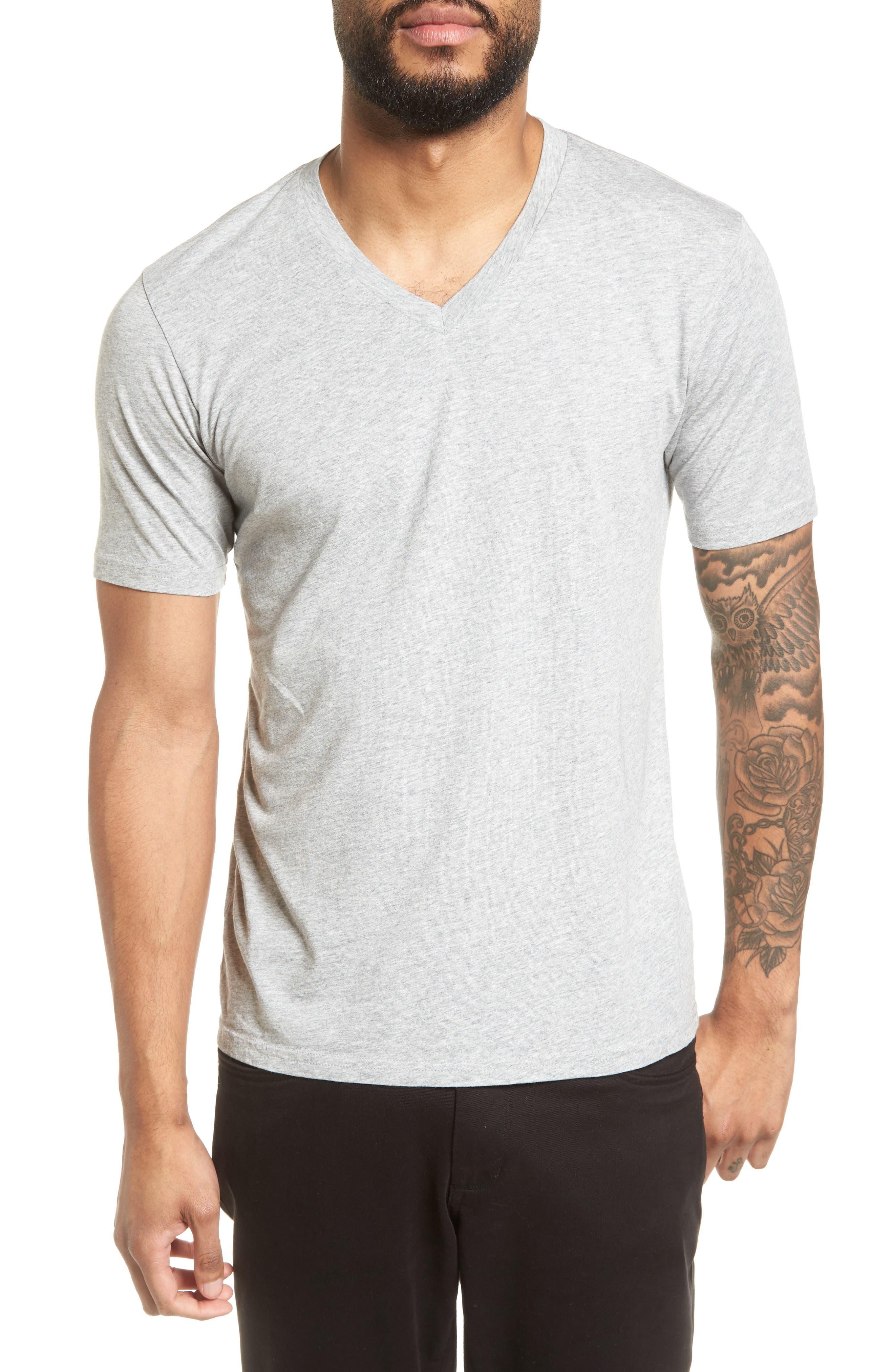 Goodlife Classic Supima Cotton Blend V-Neck T-Shirt