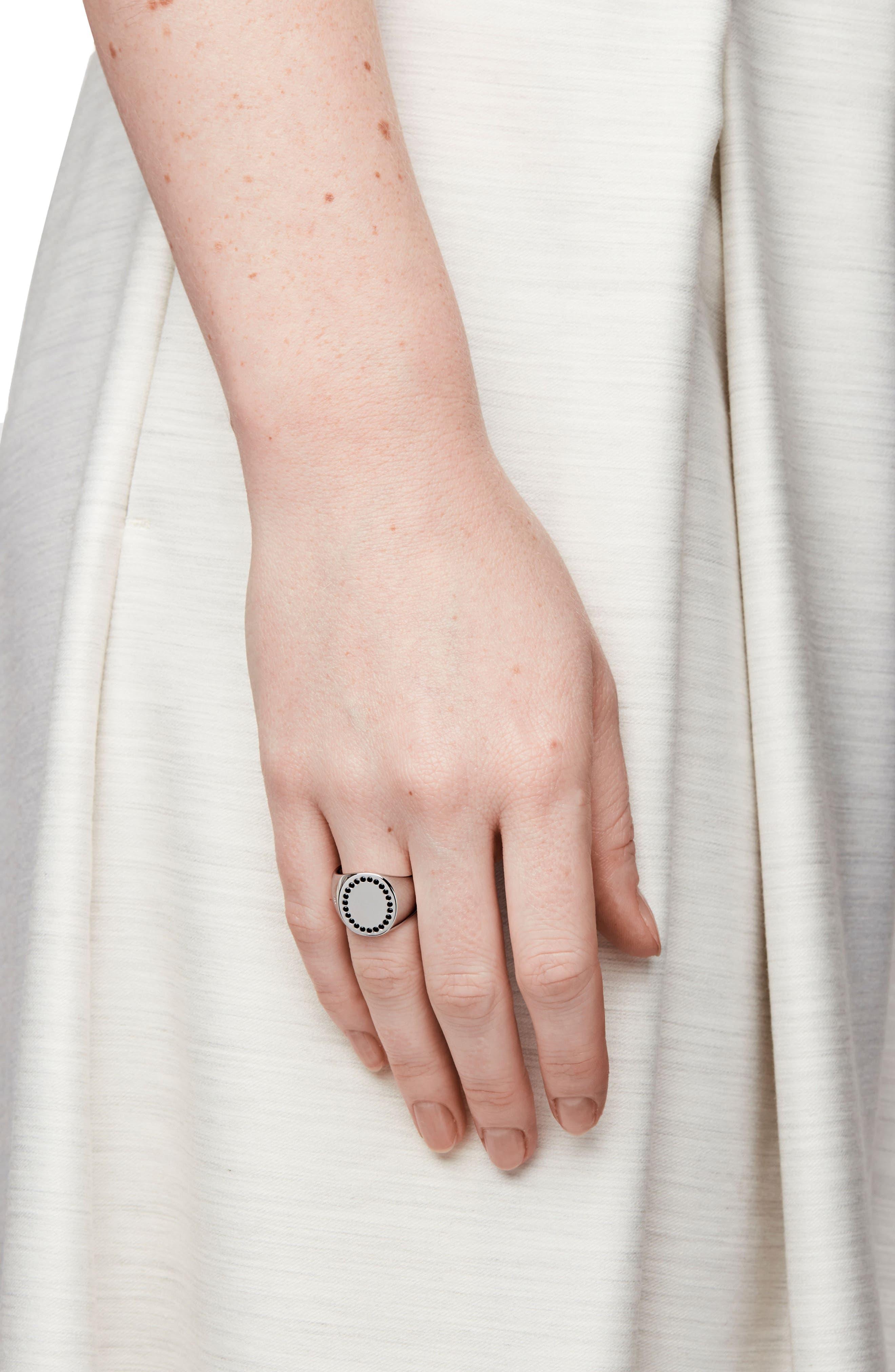 Women\'s TOM WOOD Silver Rings | Nordstrom