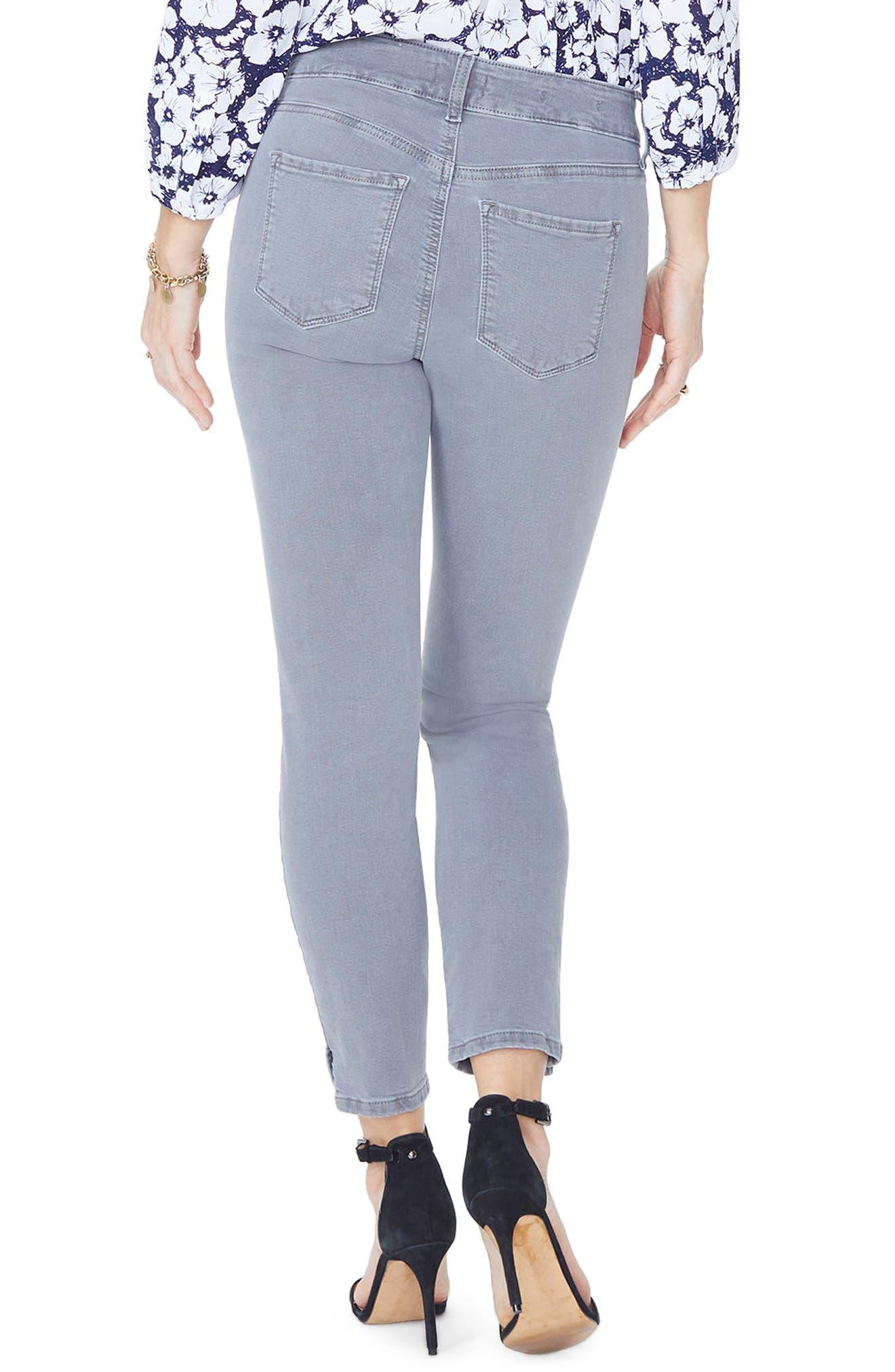 Alternate Image 2  - NYDJ Ami Stretch Ankle Skinny Jeans (Regular & Petite)