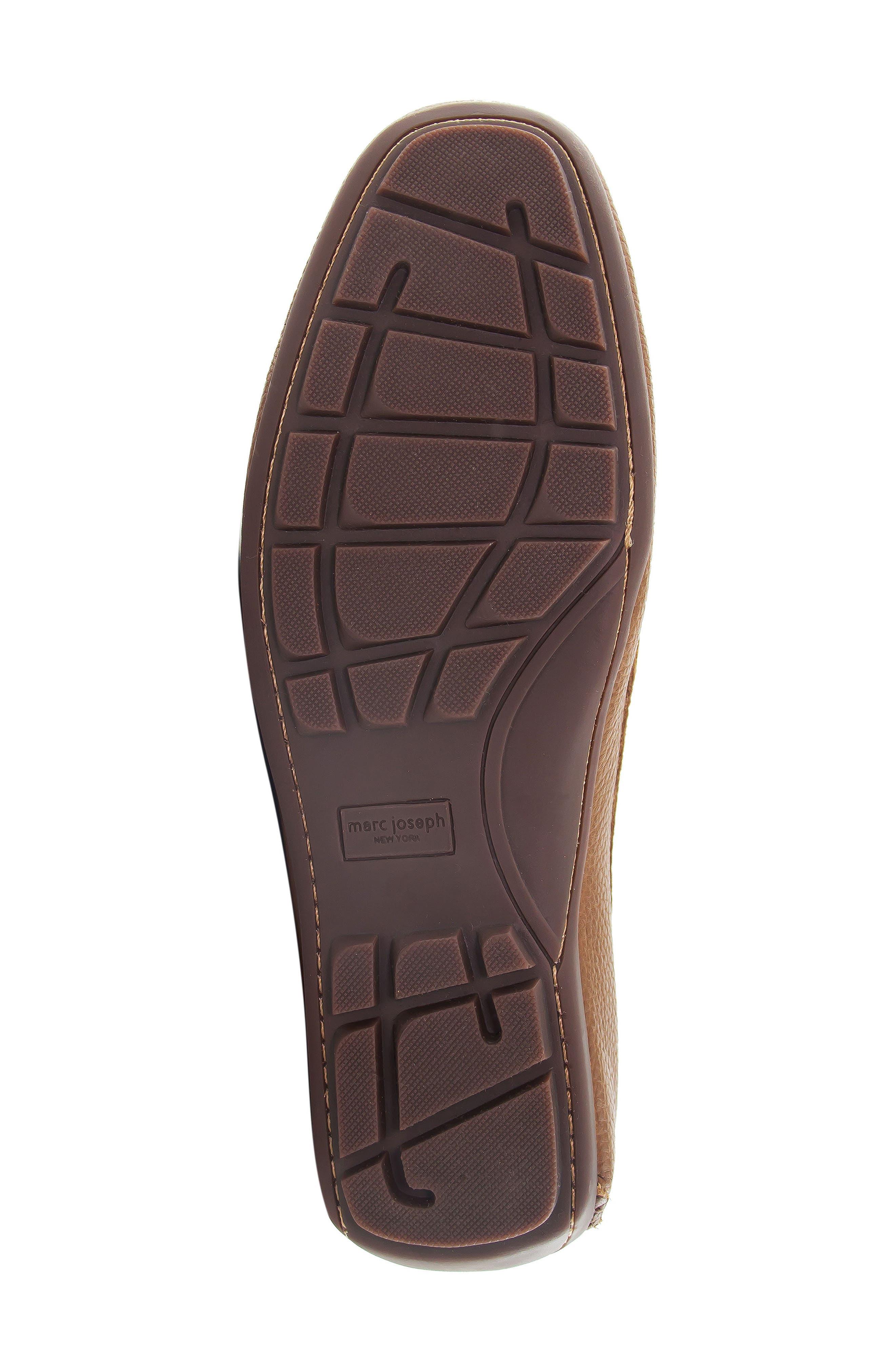 Bushwick Tasseled Driving Loafer,                             Alternate thumbnail 6, color,                             Cognac
