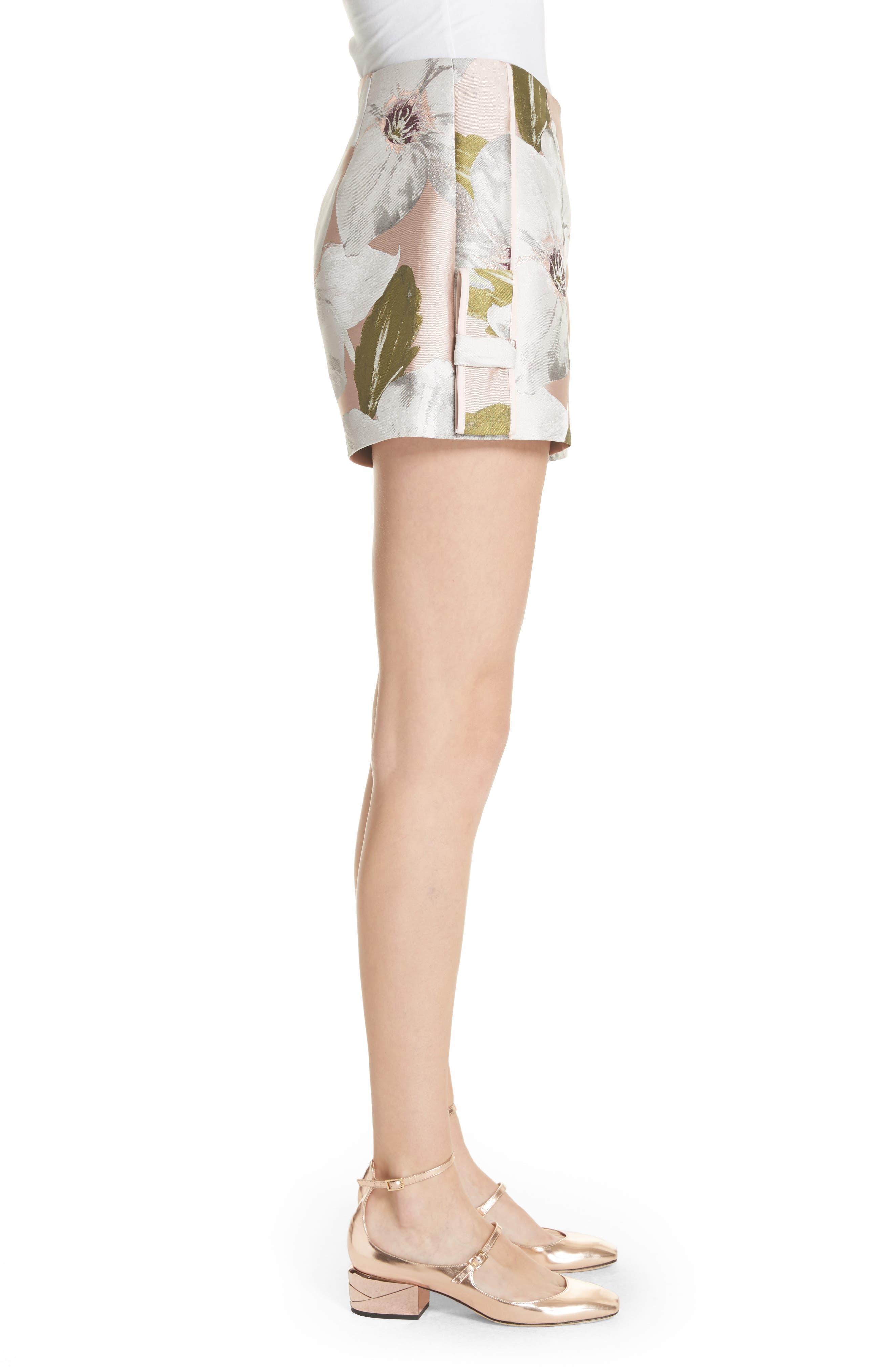 Alternate Image 3  - Ted Baker London Chatsworth Jacquard Shorts