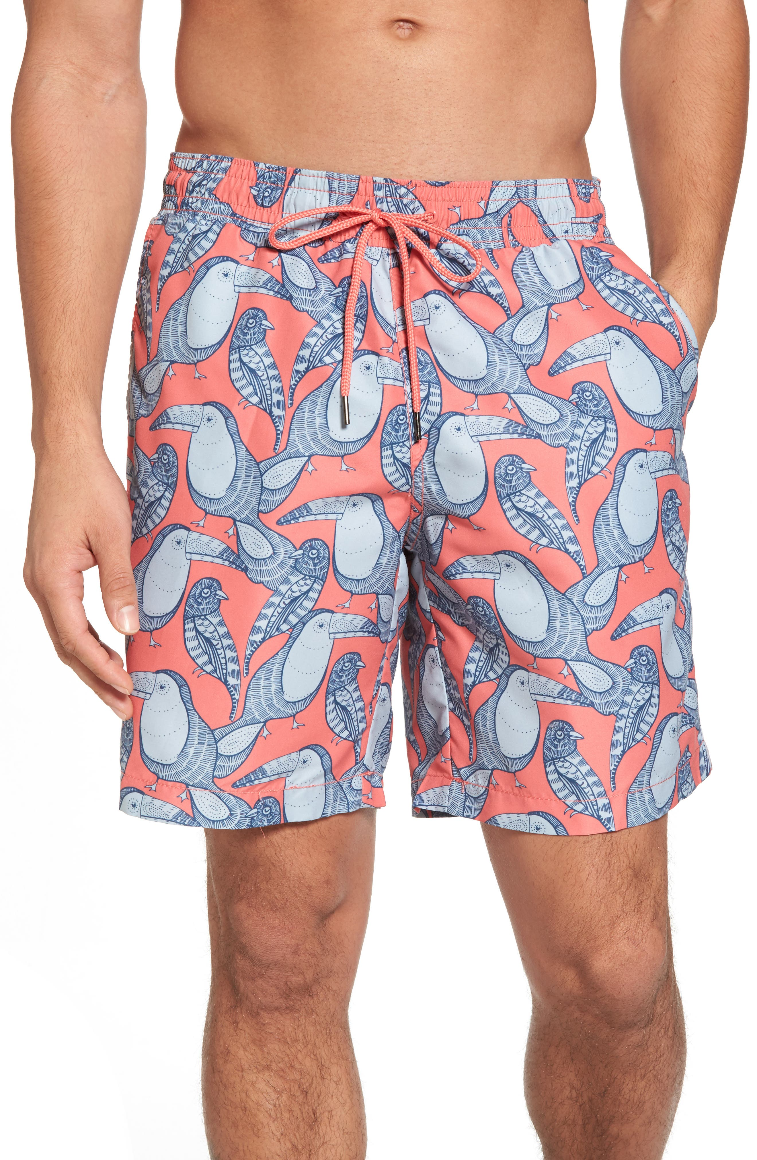 Grayers Toucan Swim Trunks