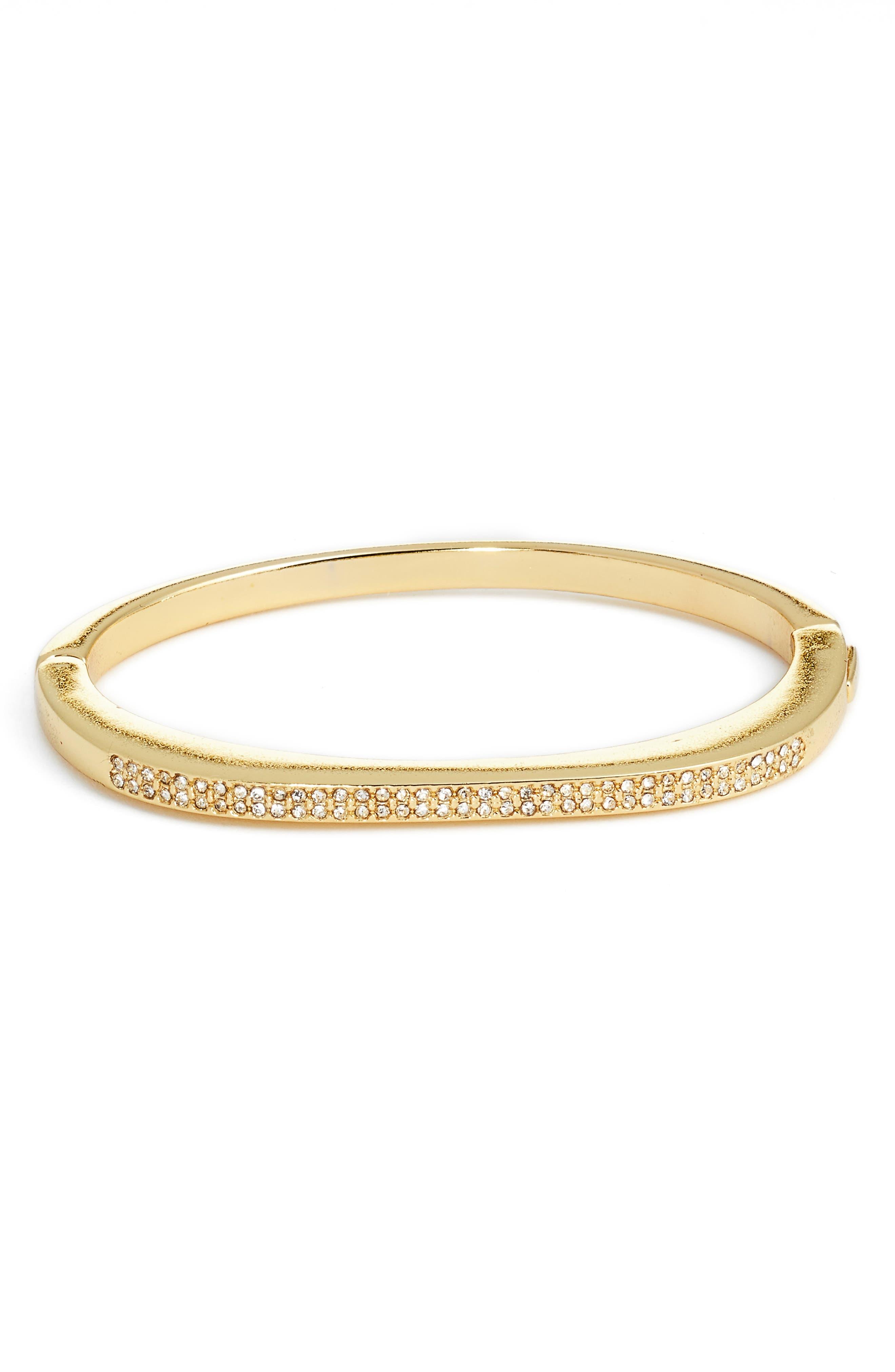 Vince Camuto Button Hinge Bracelet