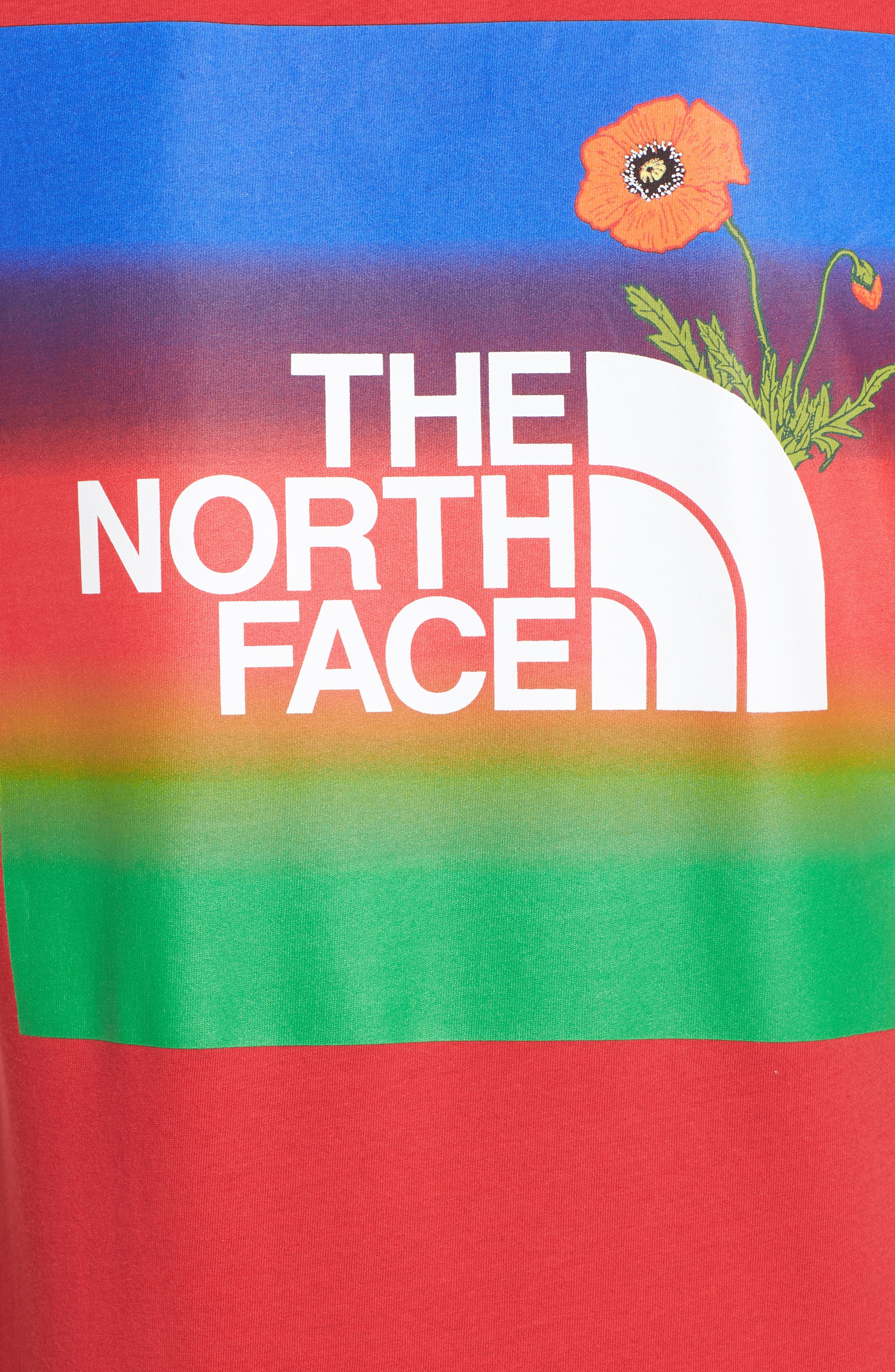 Alternate Image 6  - The North Face Graphic Unisex T-Shirt