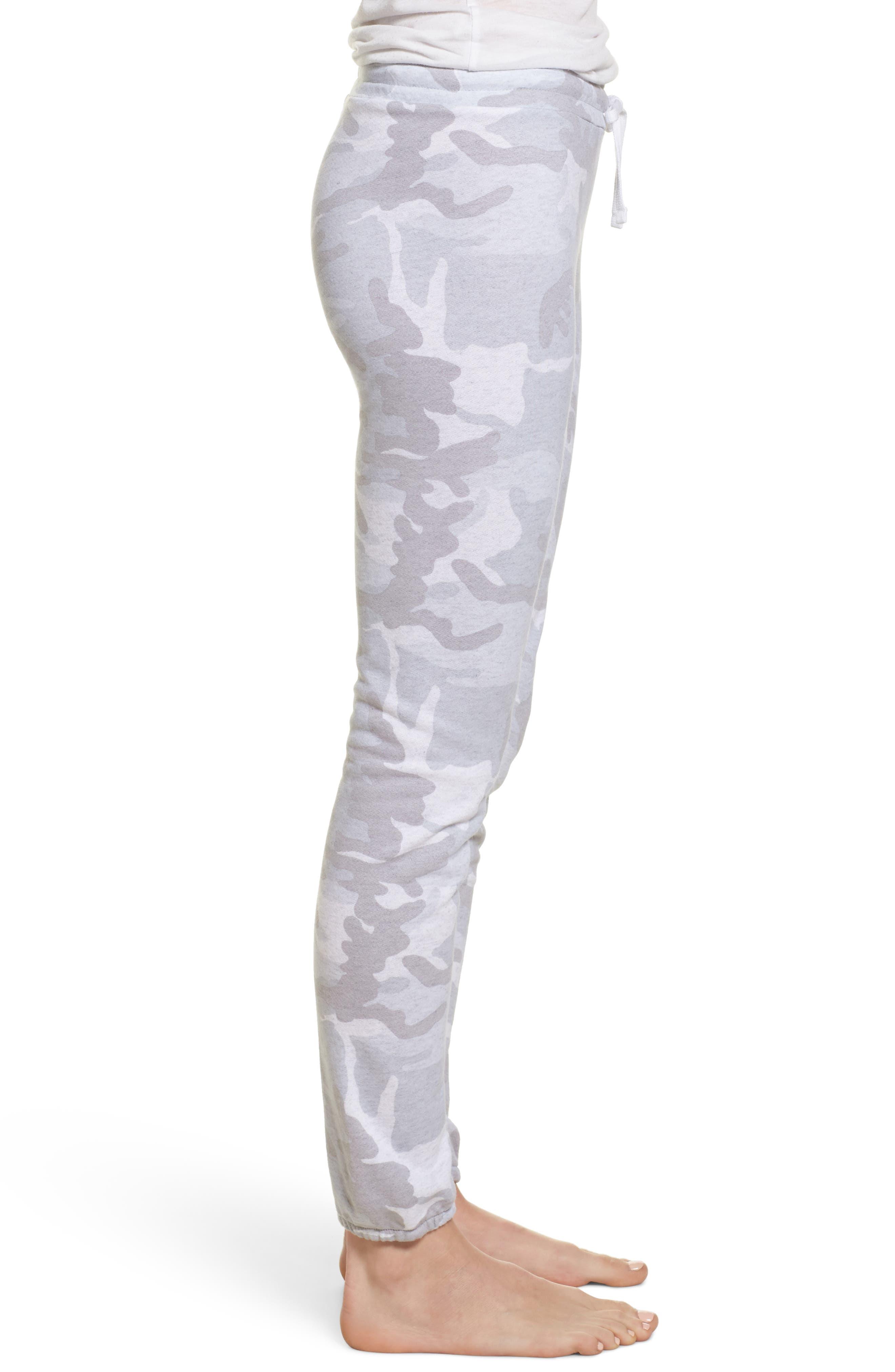 Campbell Vintage Jogger Pants,                             Alternate thumbnail 3, color,                             Light Grey Camo