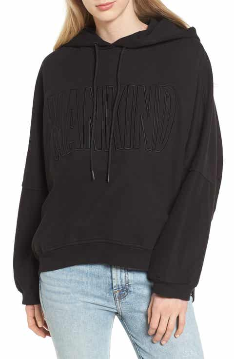 7 For All Mankind® Mankind Dolman Sleeve Hoodie