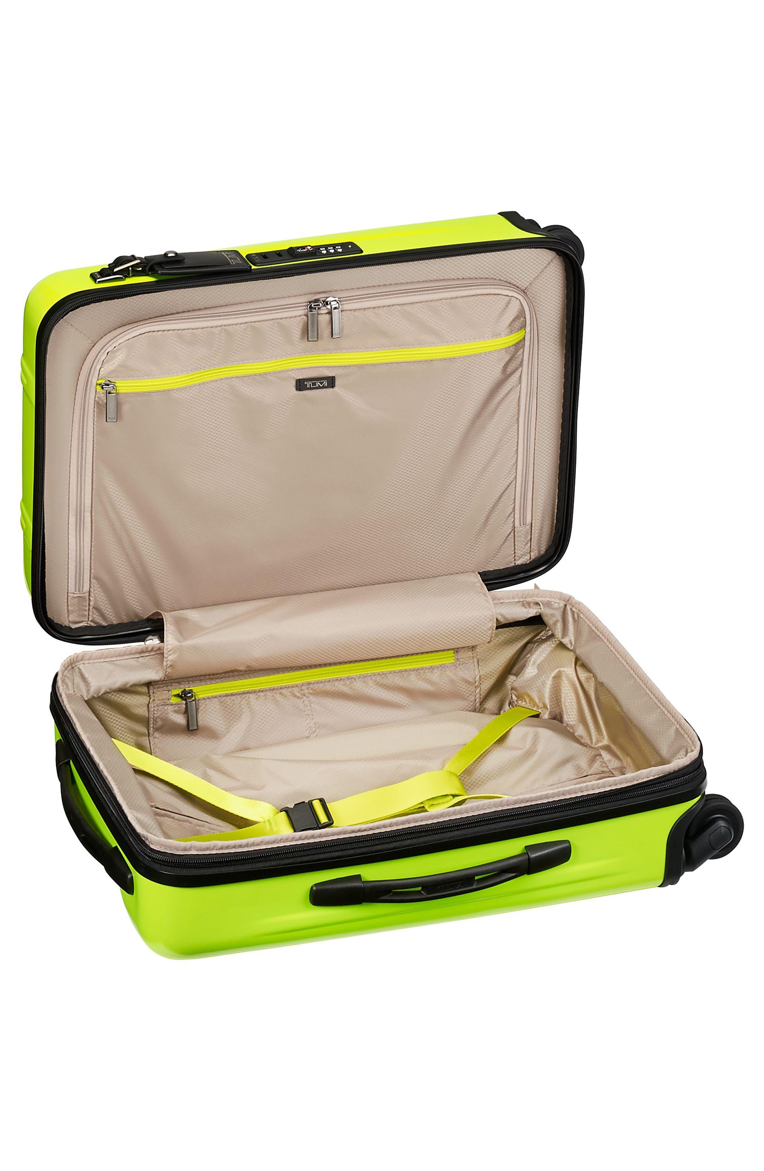 V3 22-Inch International Spinner Packing Case,                             Alternate thumbnail 2, color,                             Citron