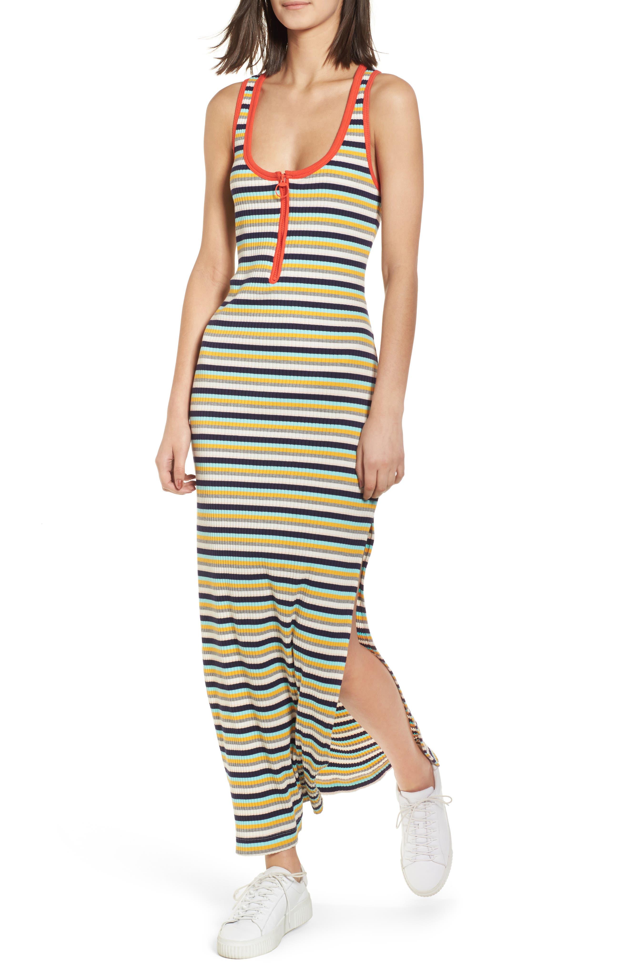 x Margherita Banda Maxi Dress,                         Main,                         color, Multi