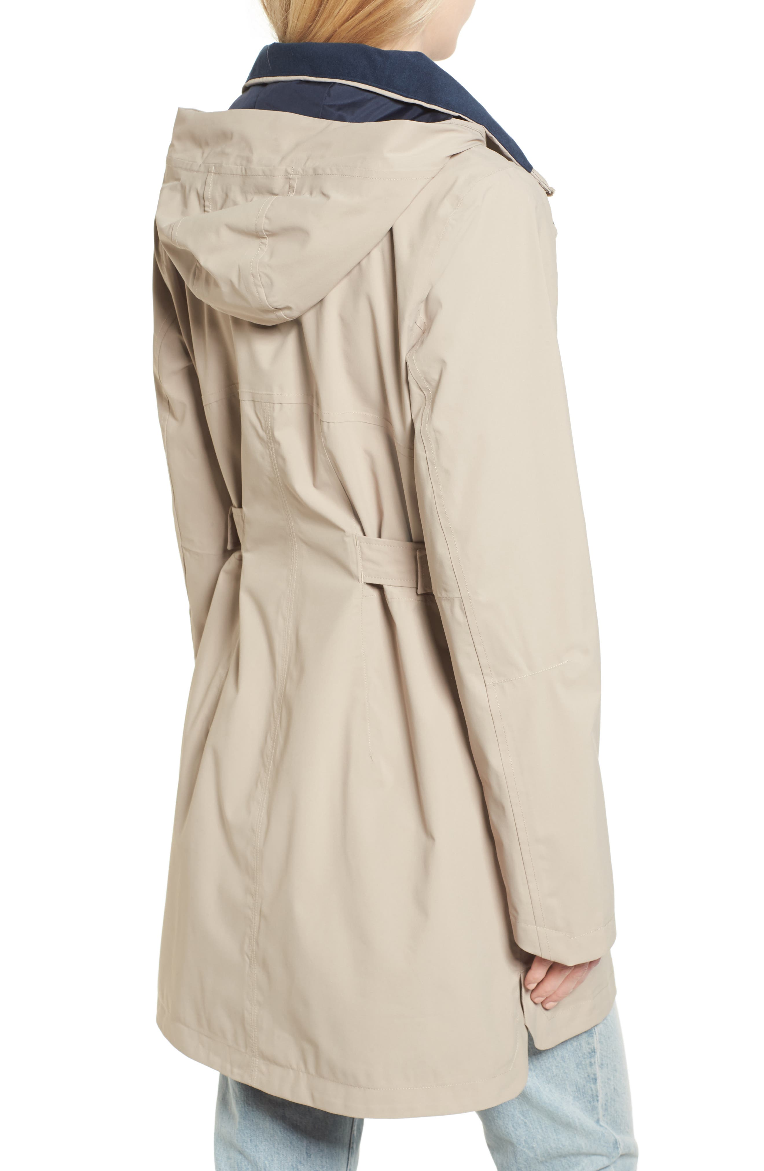 Alternate Image 2  - The North Face Laney II Trench Raincoat