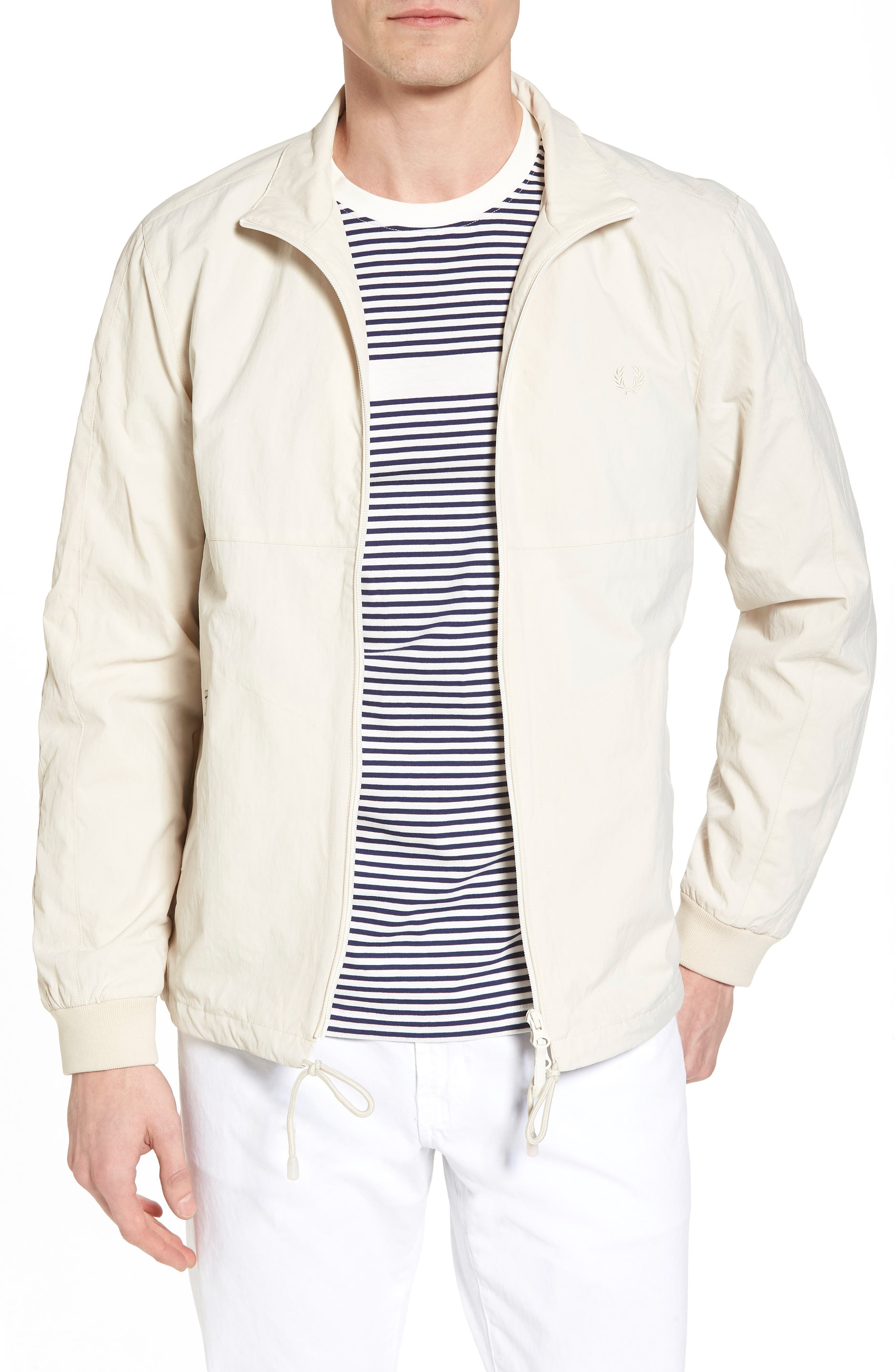 Alternate Image 1 Selected - Fred Perry Sports Jacket
