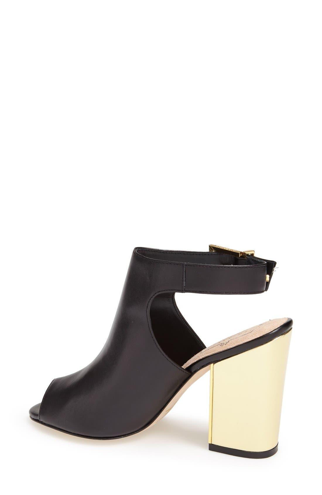 Alternate Image 2  - Ted Baker London 'Montagny' Leather Sandal (Women)