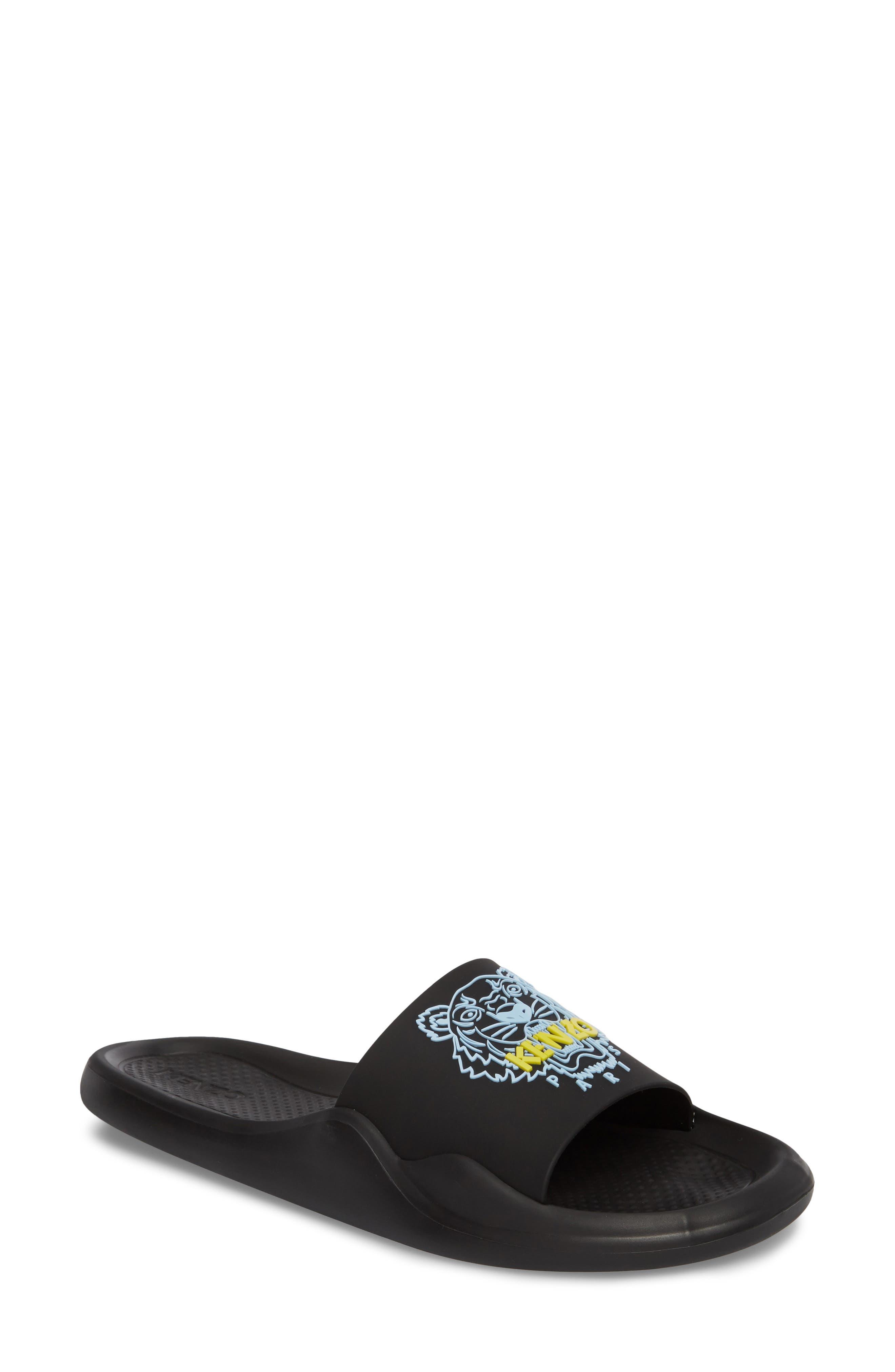 KENZO Pool Slide Sandal (Women)