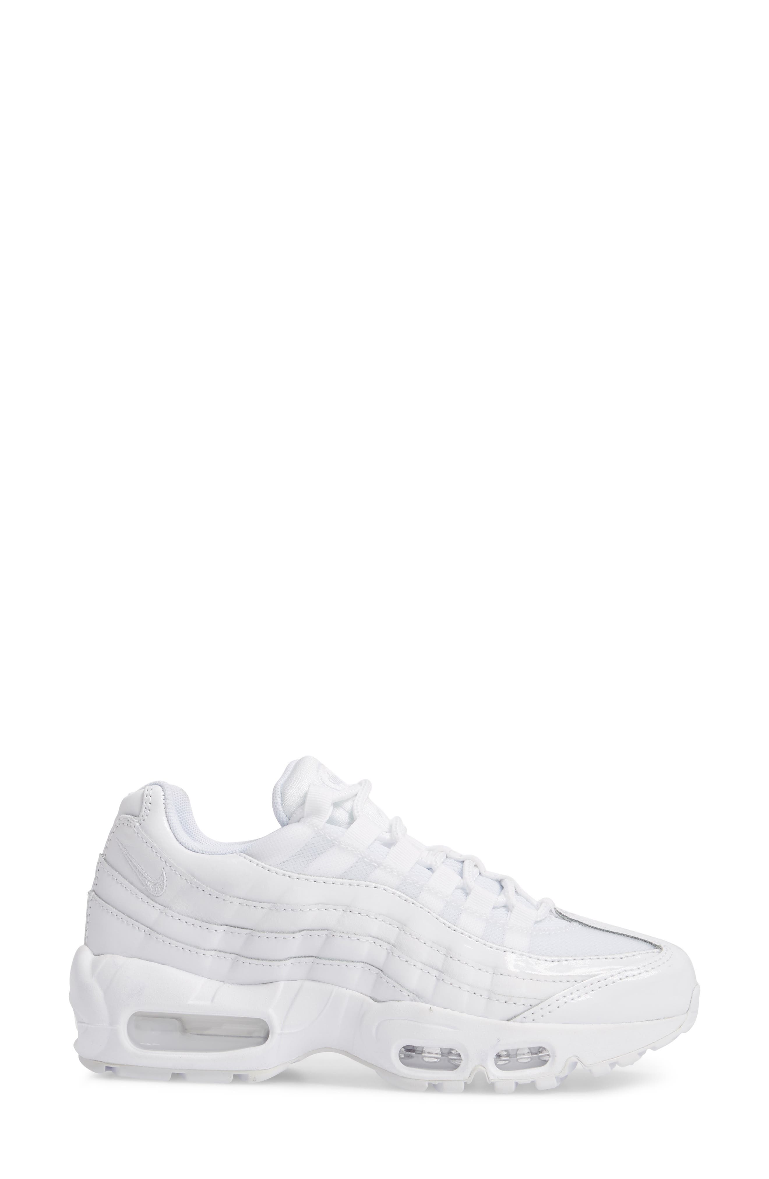 Alternate Image 3  - Nike Air Max 95 Running Shoe (Women)