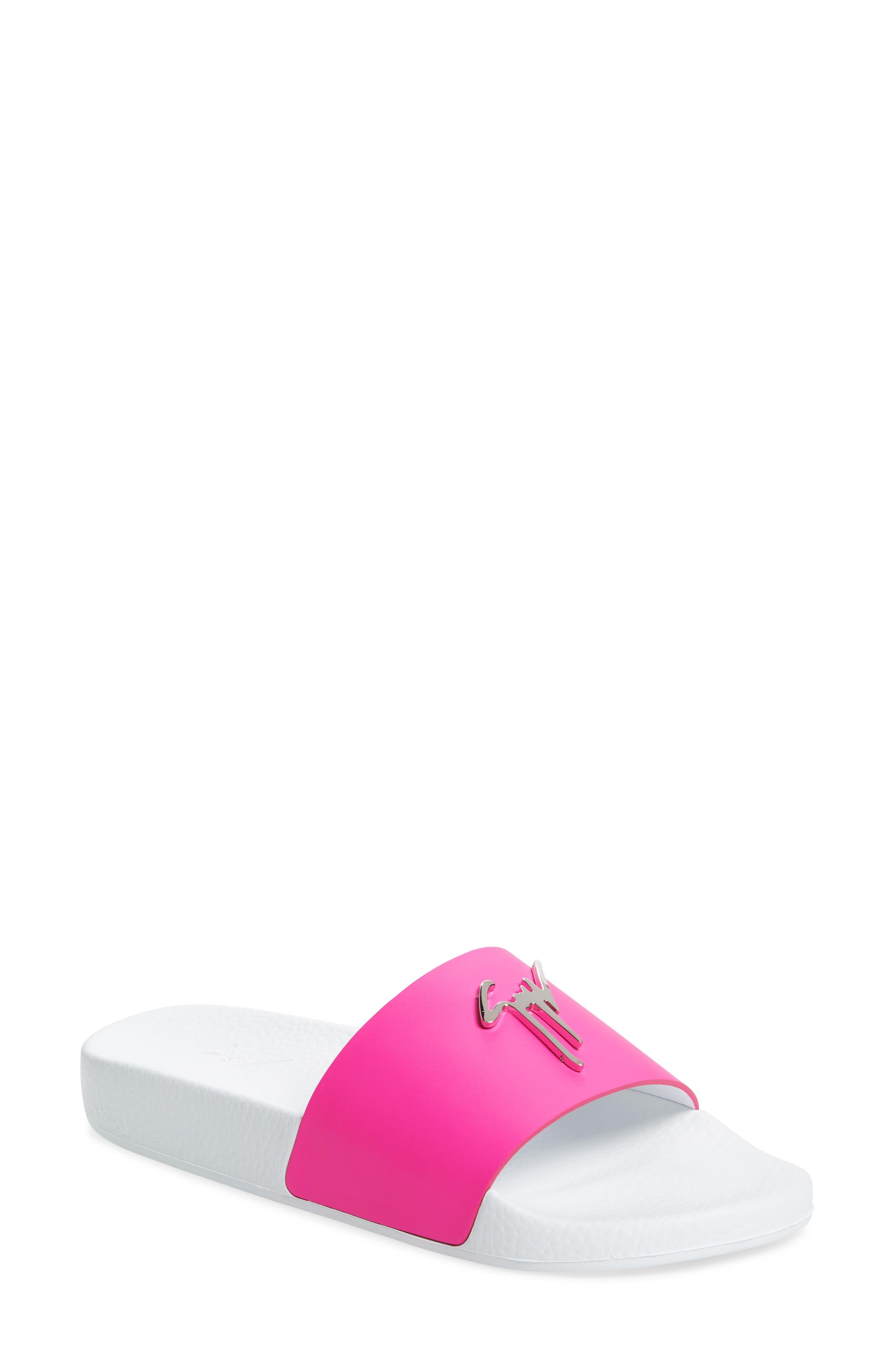 Giuseppe Zanotti Laburela Slide Sandal (Women)