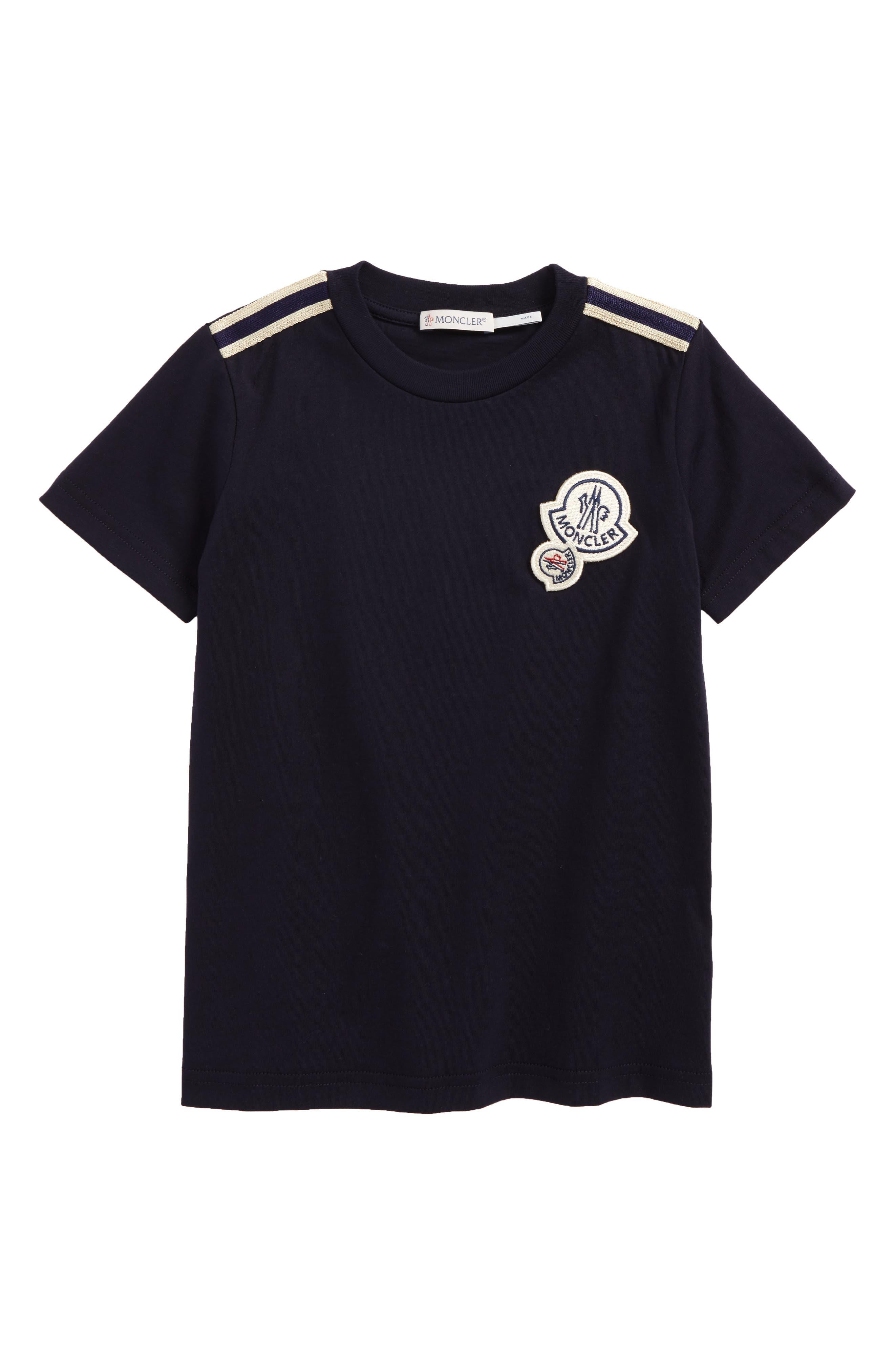 Moncler Logo T-Shirt (Little Boys & Big Boys)