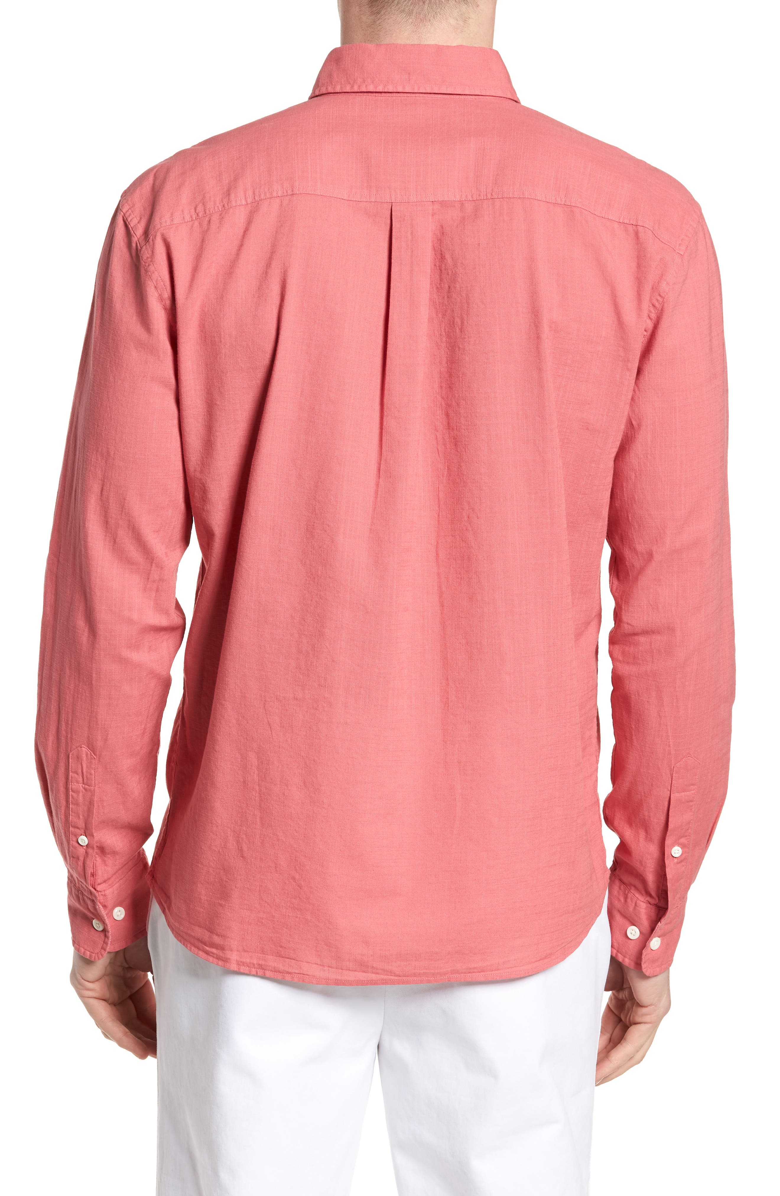 Brodie Regular Fit Sport Shirt,                             Alternate thumbnail 2, color,                             Calypso