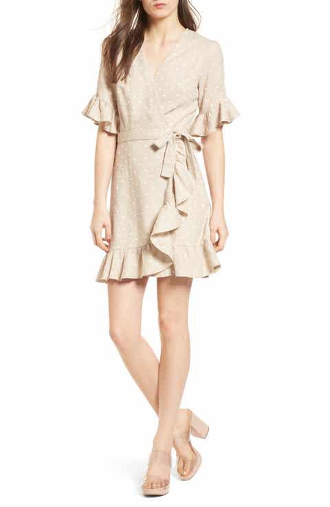 Women S Beige Dresses Nordstrom