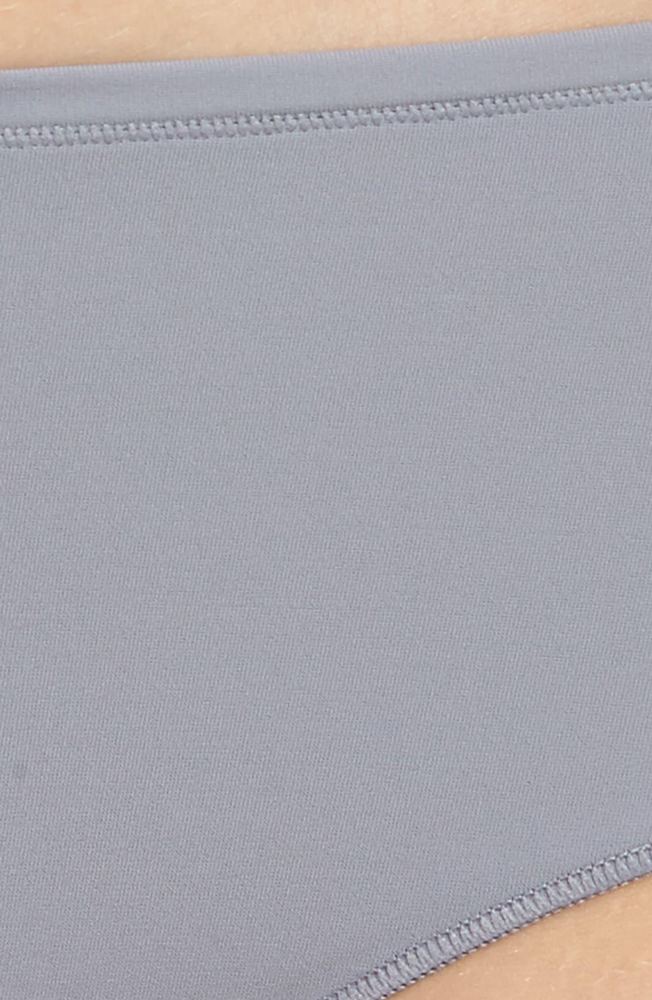 Alternate Image 7  - Hanro 'Allure' Briefs