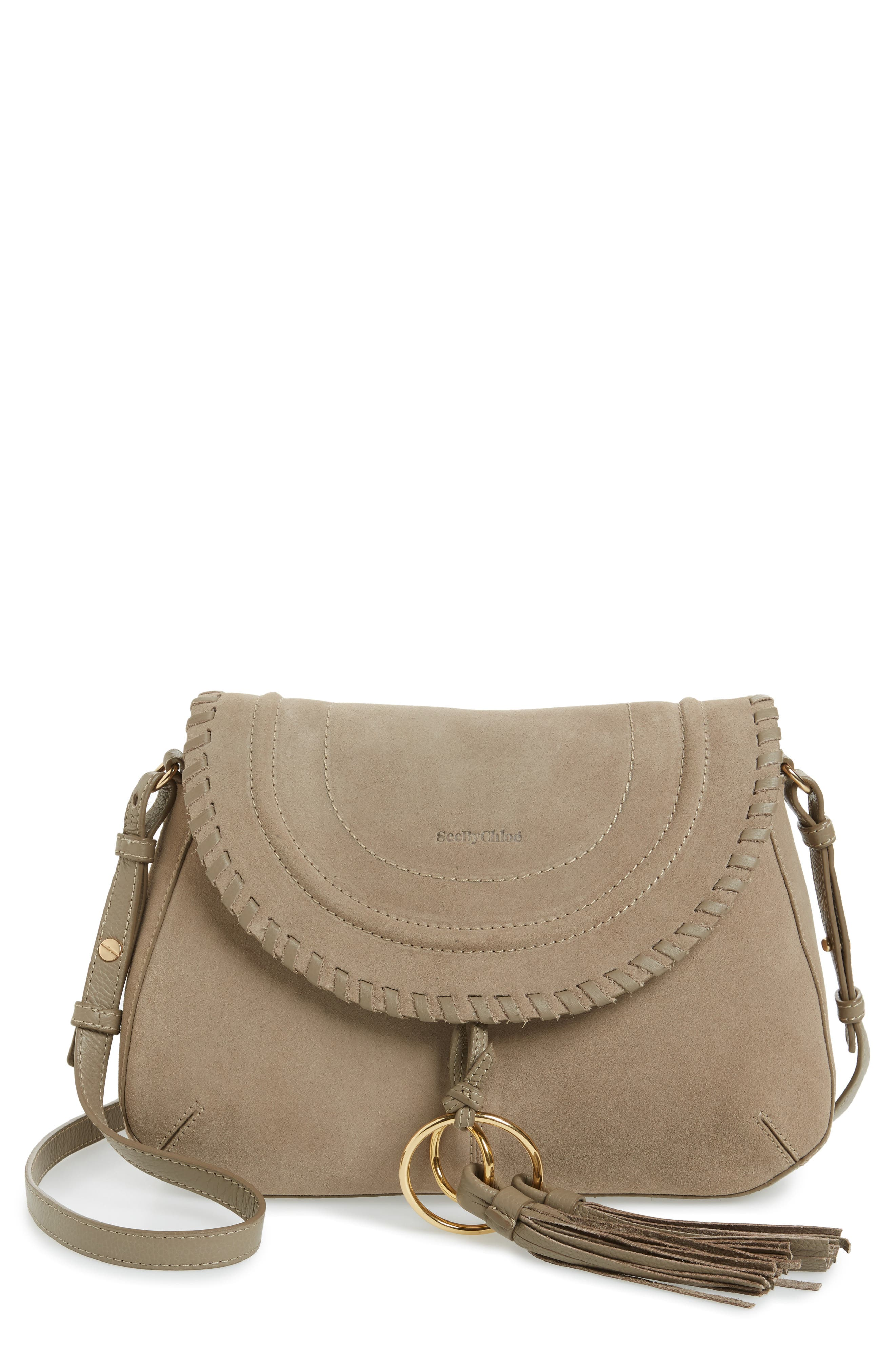 Polly Crossbody Bag,                         Main,                         color, Motty Grey