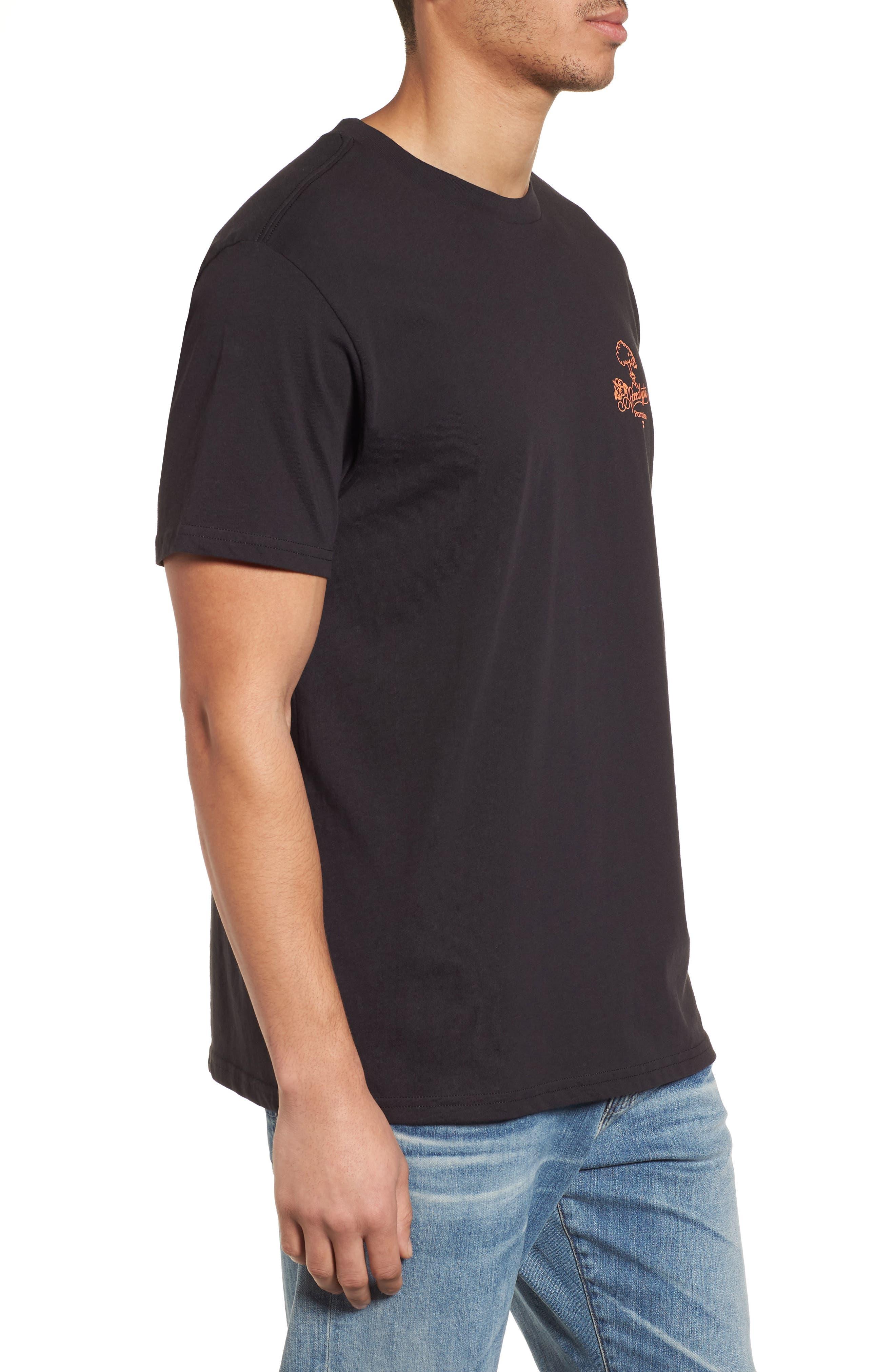 Alternate Image 3  - Billabong Apocalyptic Graphic T-Shirt