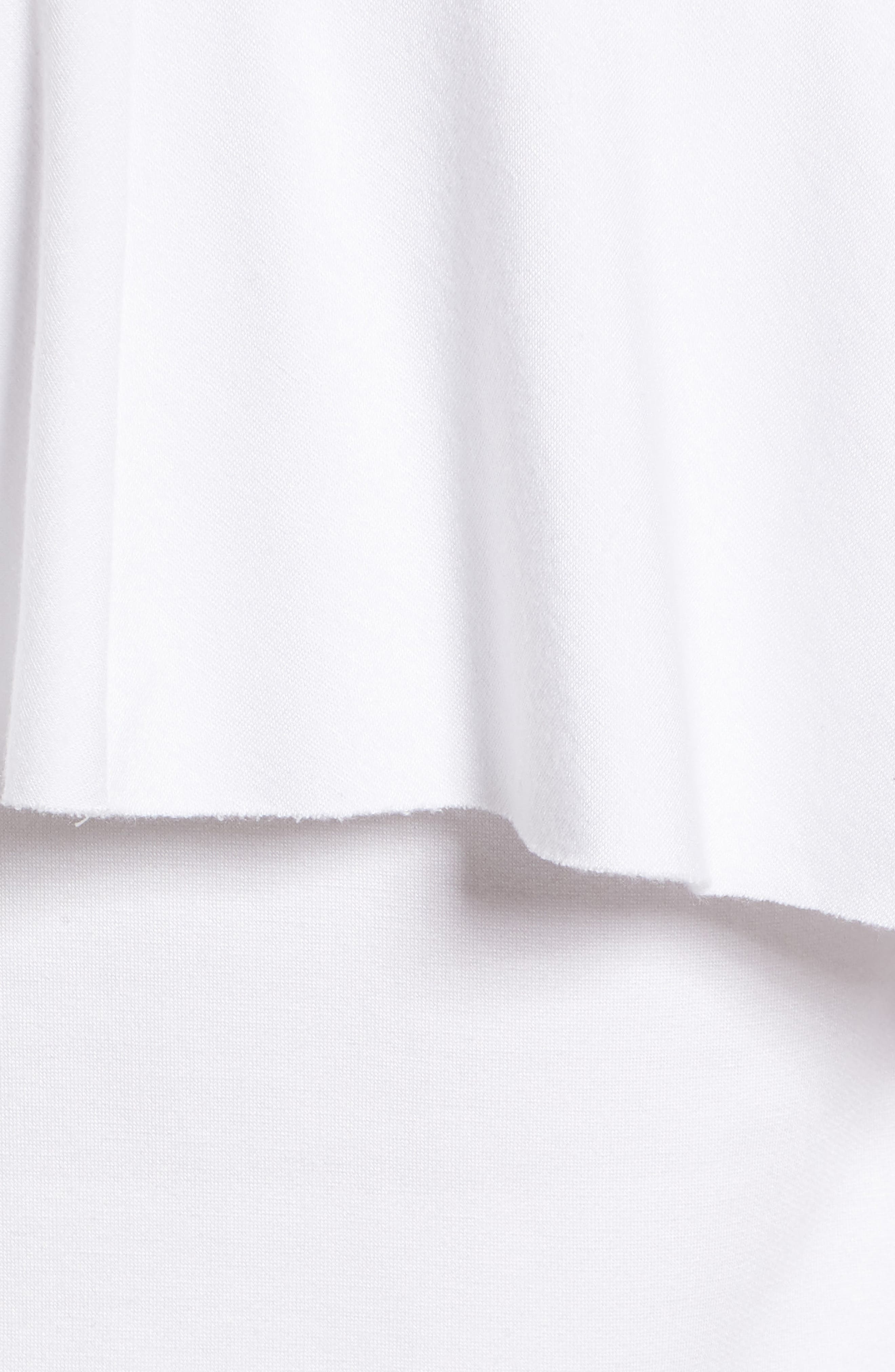 Alternate Image 5  - Bailey 44 Window Shop Cold Shoulder Top