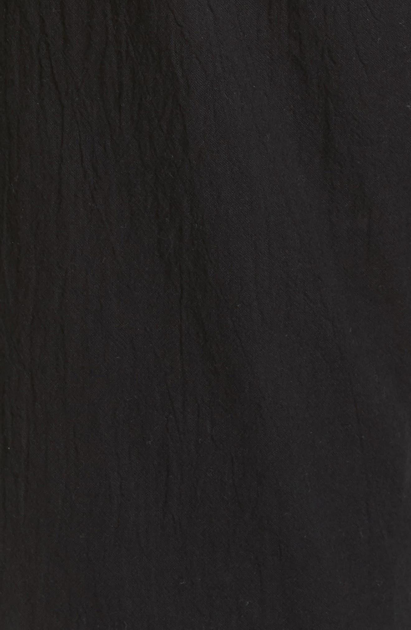 The Vineyard Pants,                             Alternate thumbnail 5, color,                             Black