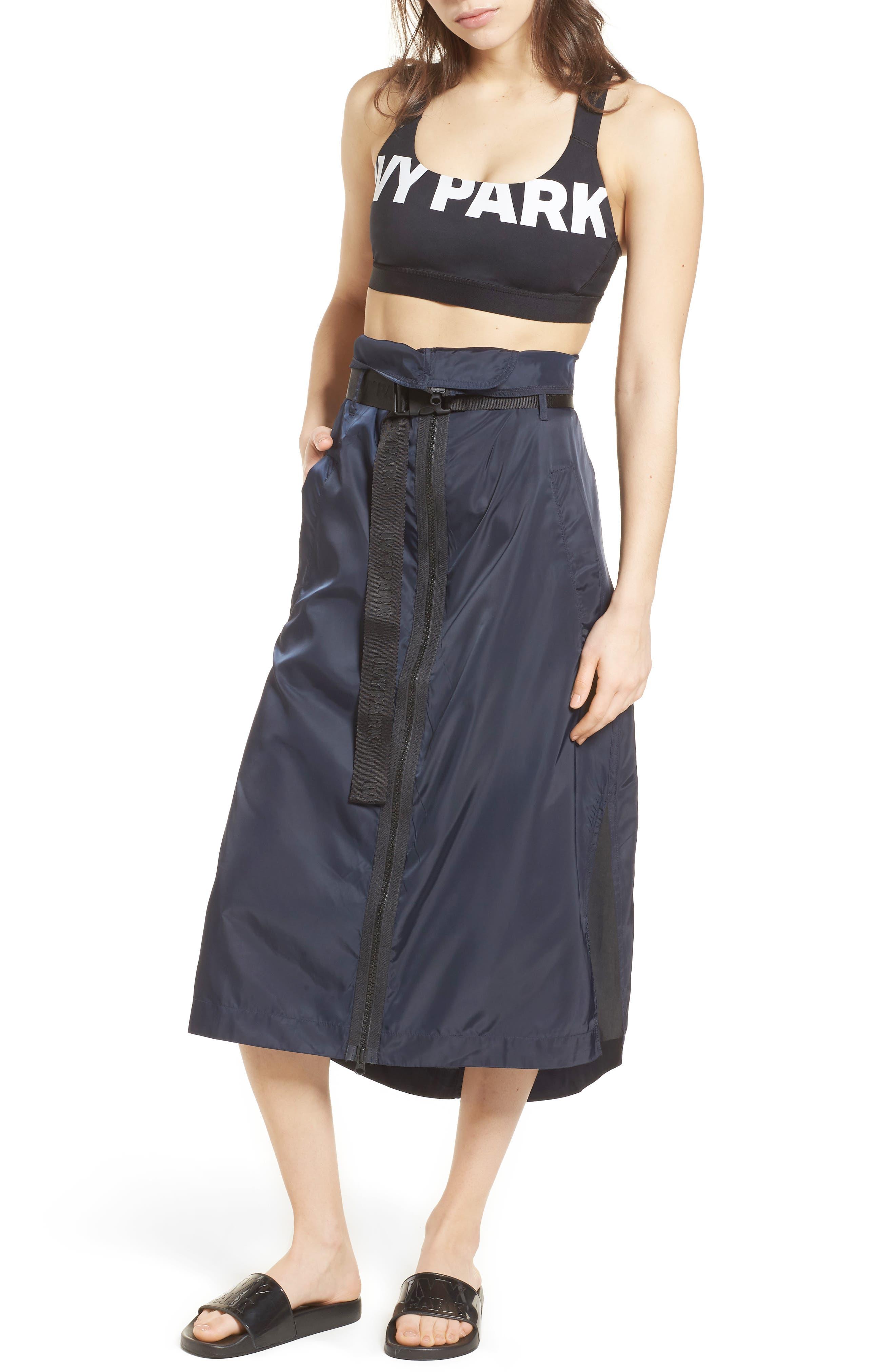 IVY PARK® Harness Skirt