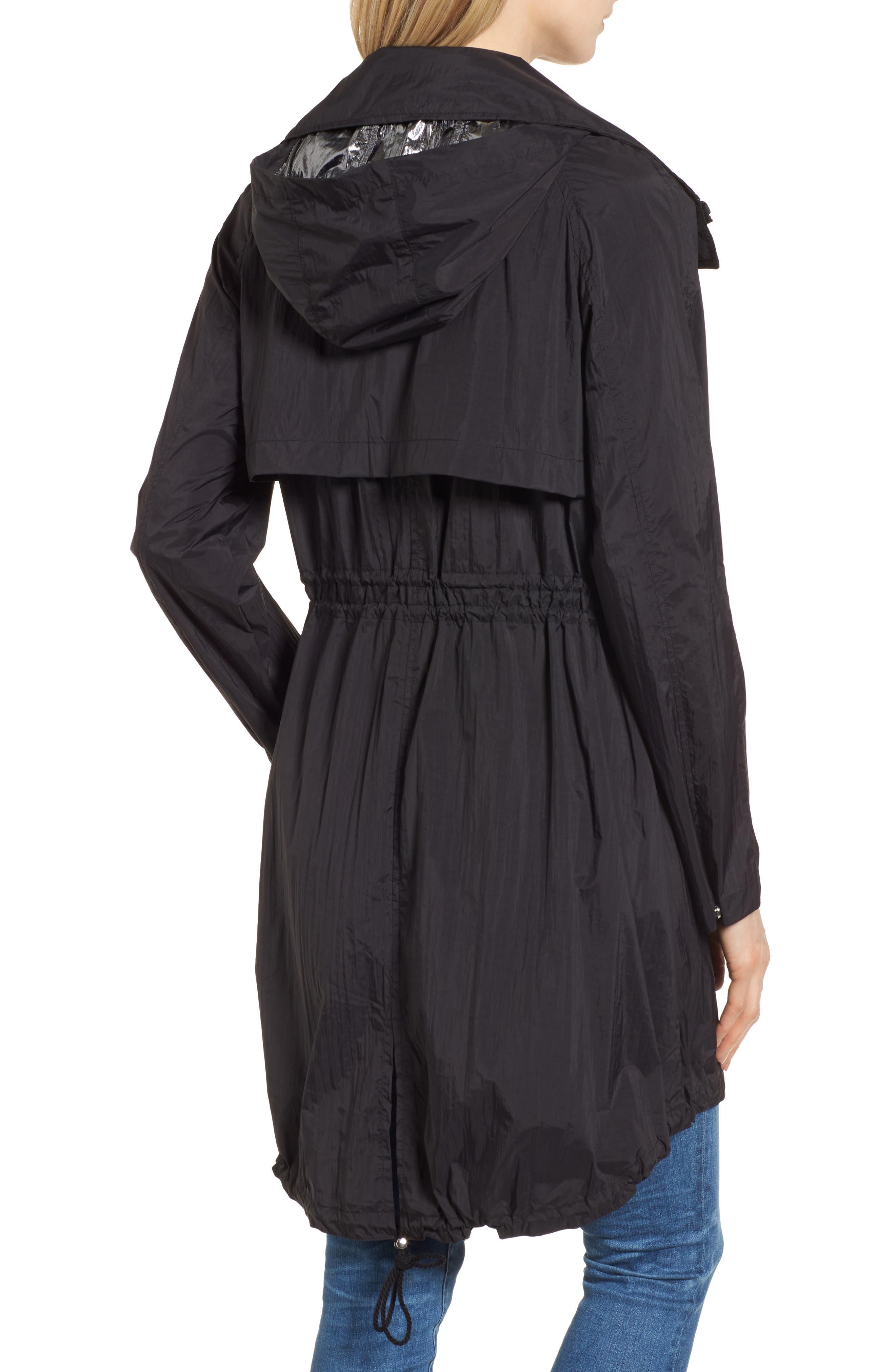 Alternate Image 4  - Sam Edelman Crinkle Anorak Jacket