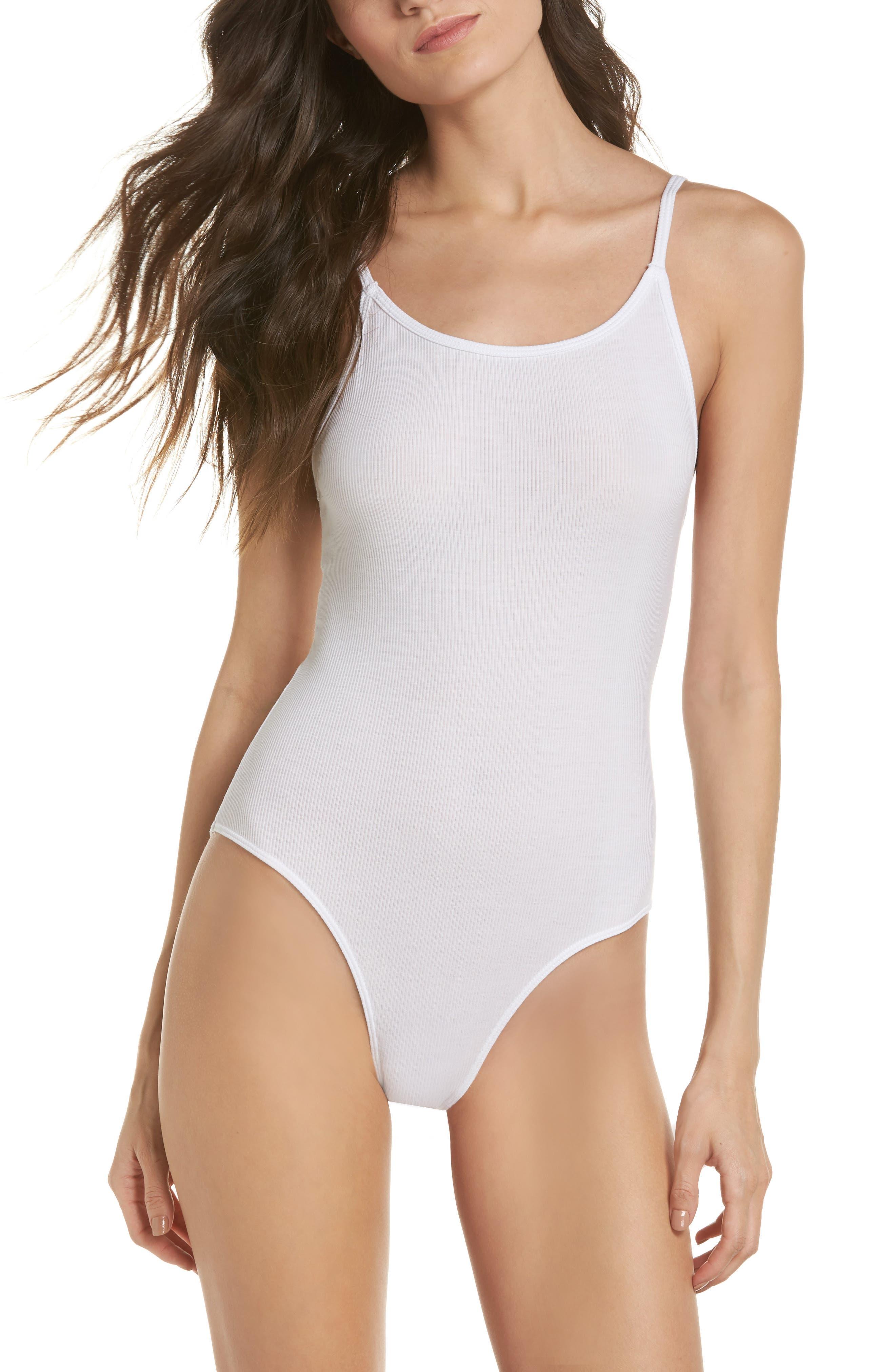 Honeydew Intimates Ribbed Bodysuit