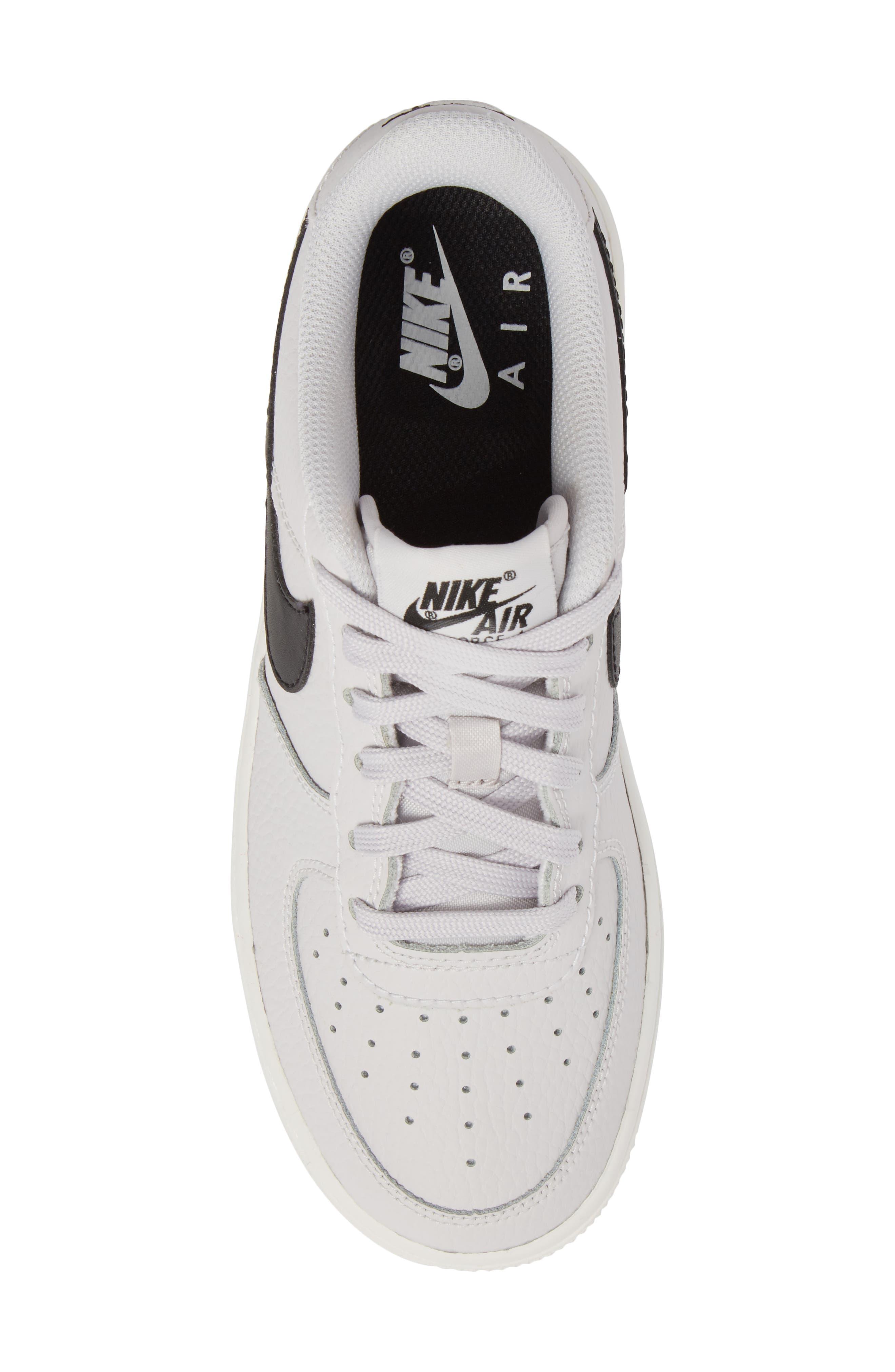 Alternate Image 5  - Nike Air Force 1 Sneaker (Big Kid)