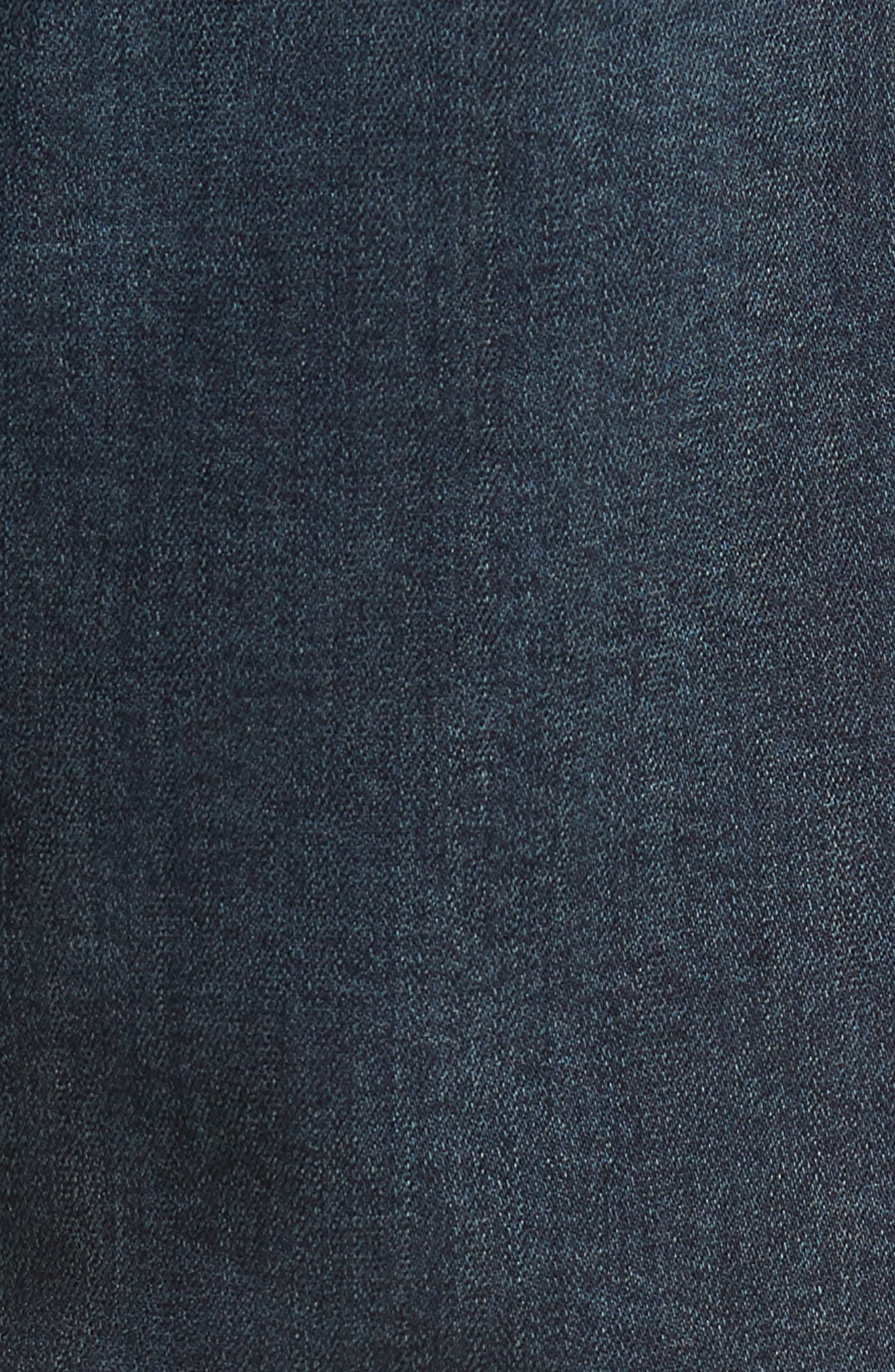 Byron Slim Straight Fit Jeans,                             Alternate thumbnail 5, color,                             Cruise