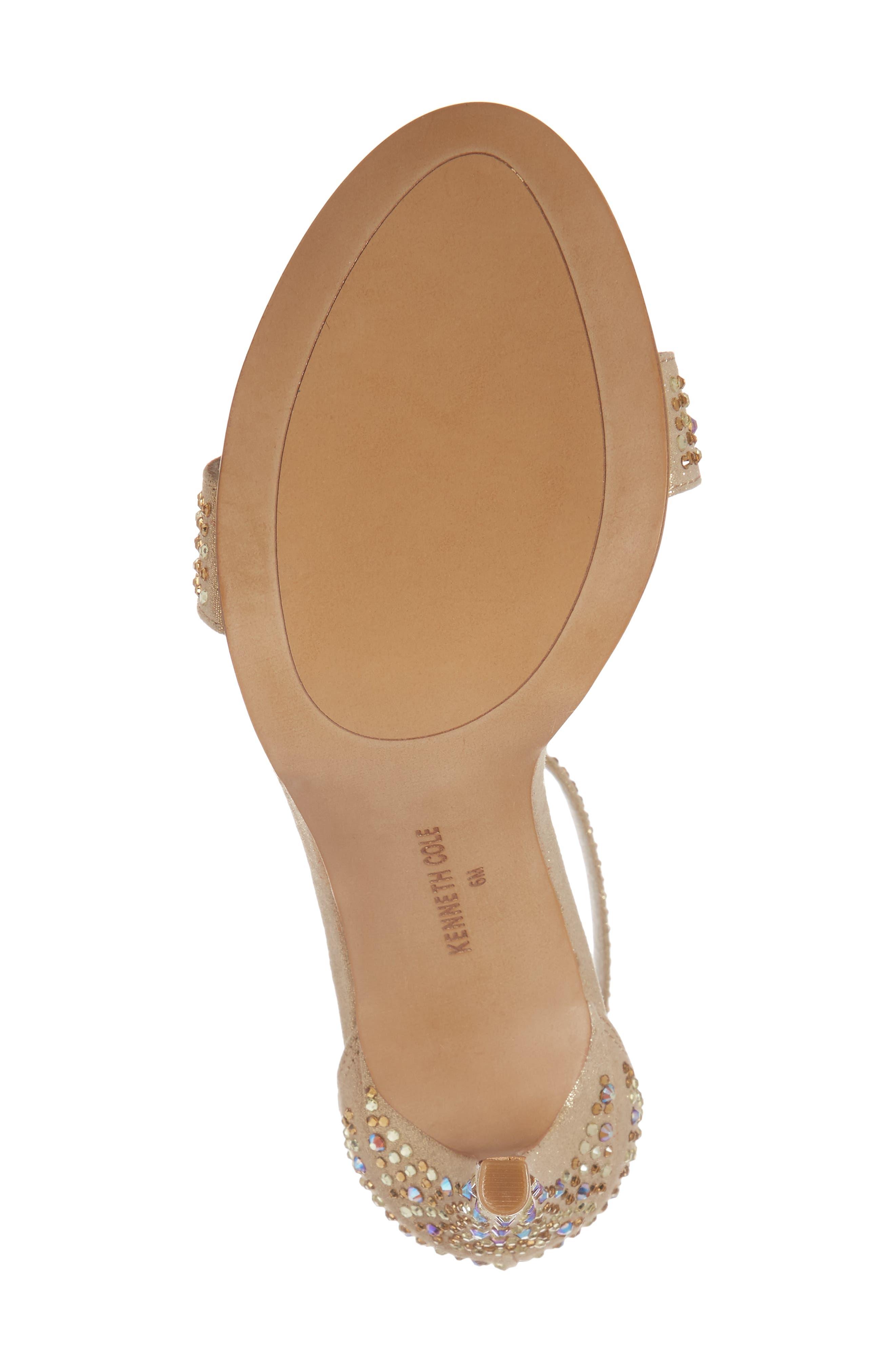 Alternate Image 6  - Kenneth Cole New York 'Brooke' Ankle Strap Sandal (Women)