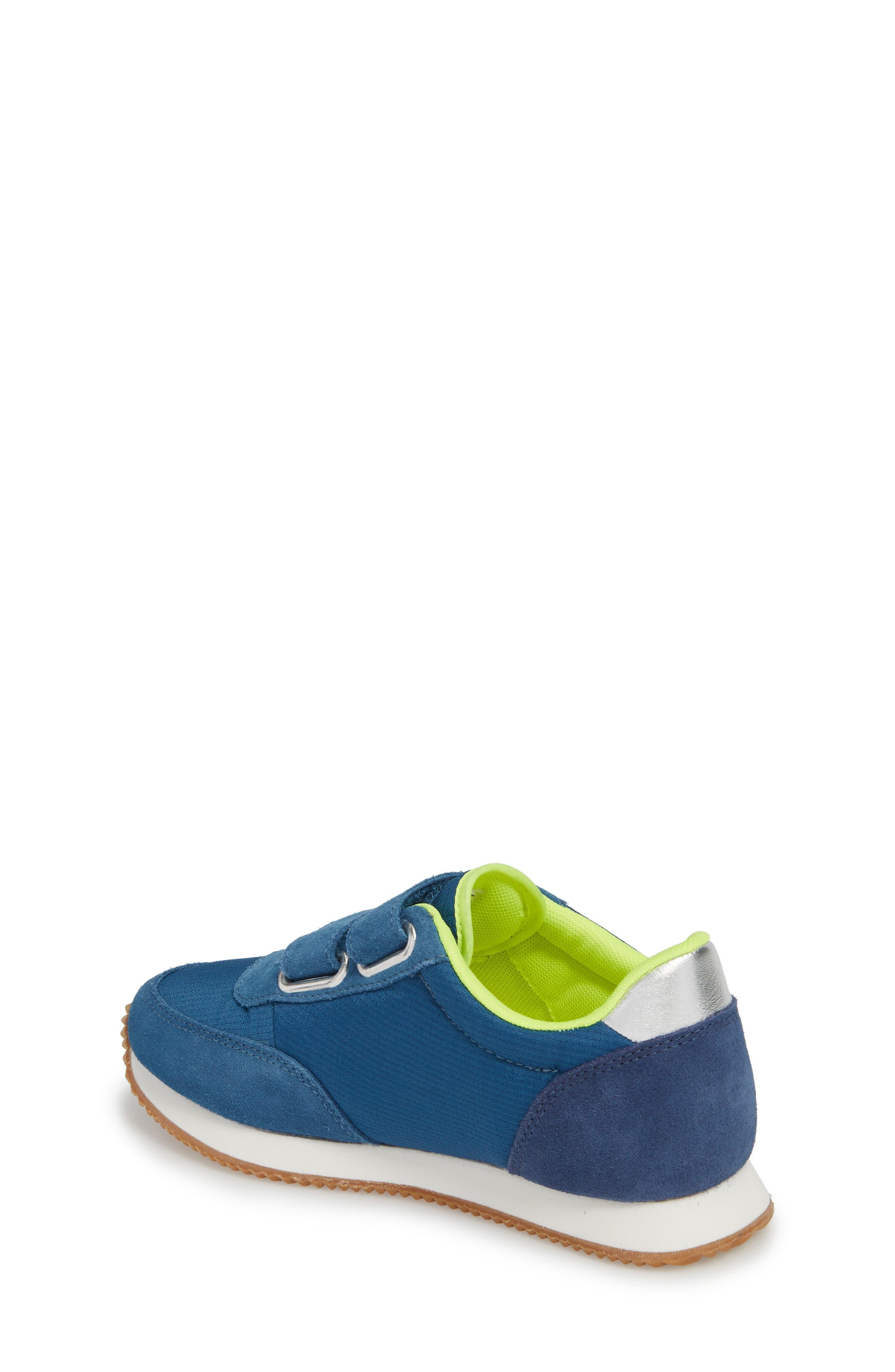 Alternate Image 2  - Mini Boden Print Sneakers (Toddler, Little Kid & Big Kid)