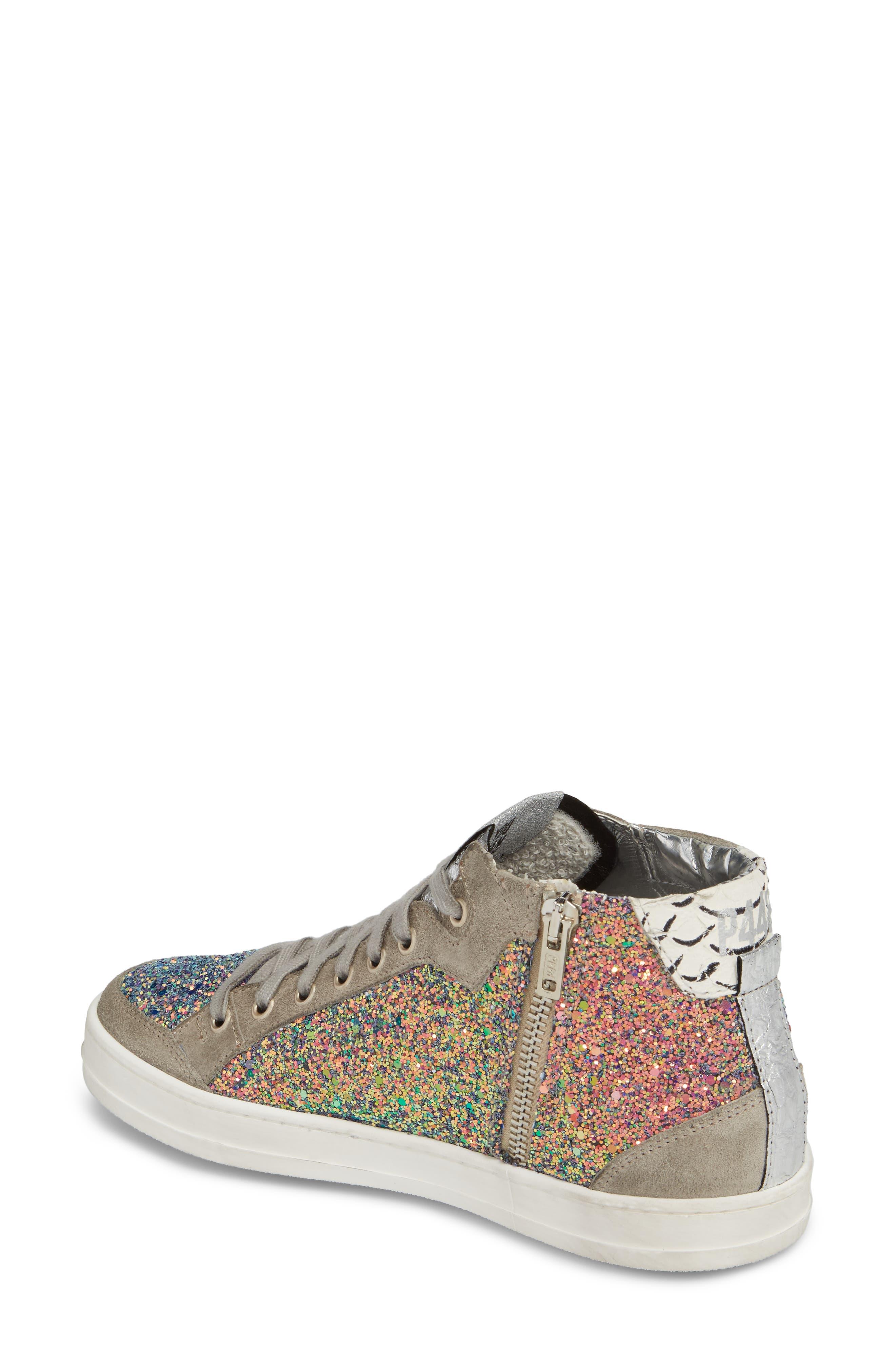 Love Sneaker,                             Alternate thumbnail 2, color,                             Multicolor