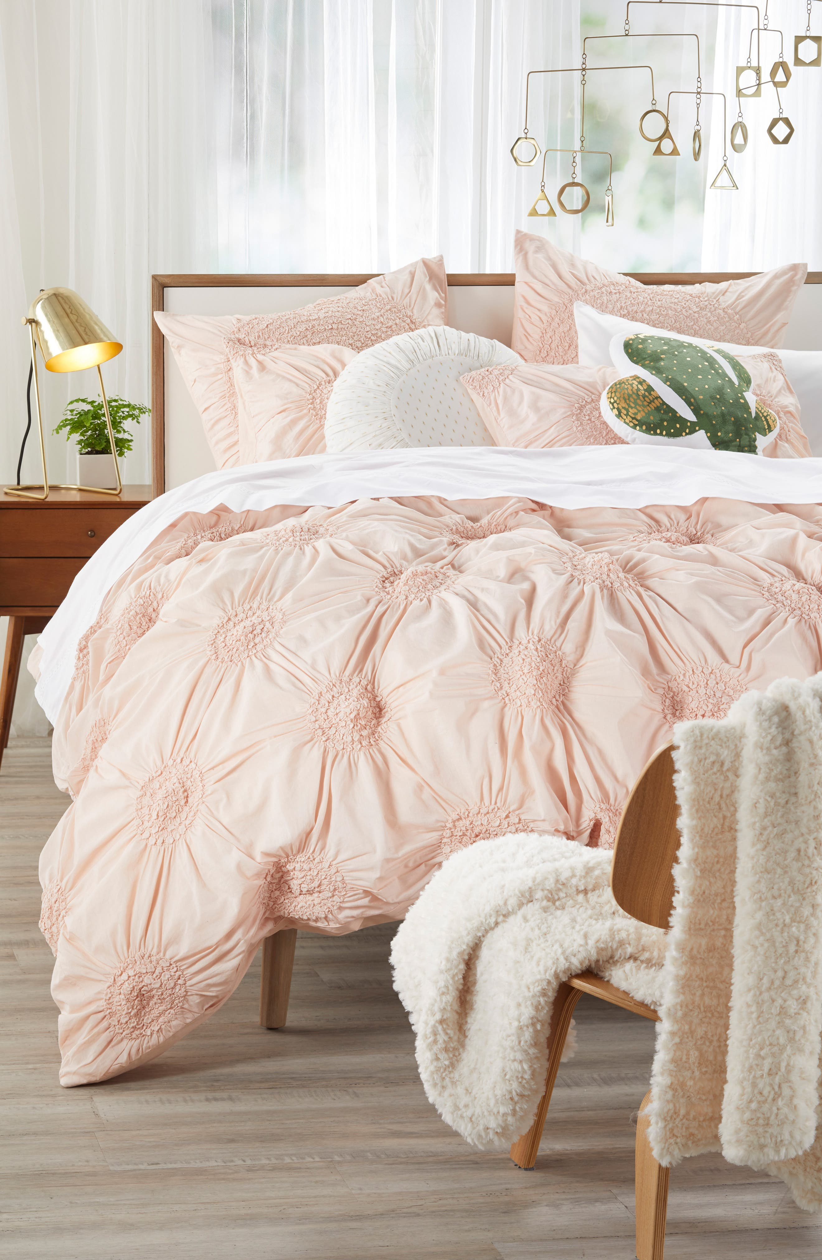Alternate Image 4  - Nordstrom at Home Palace Accent Pillow