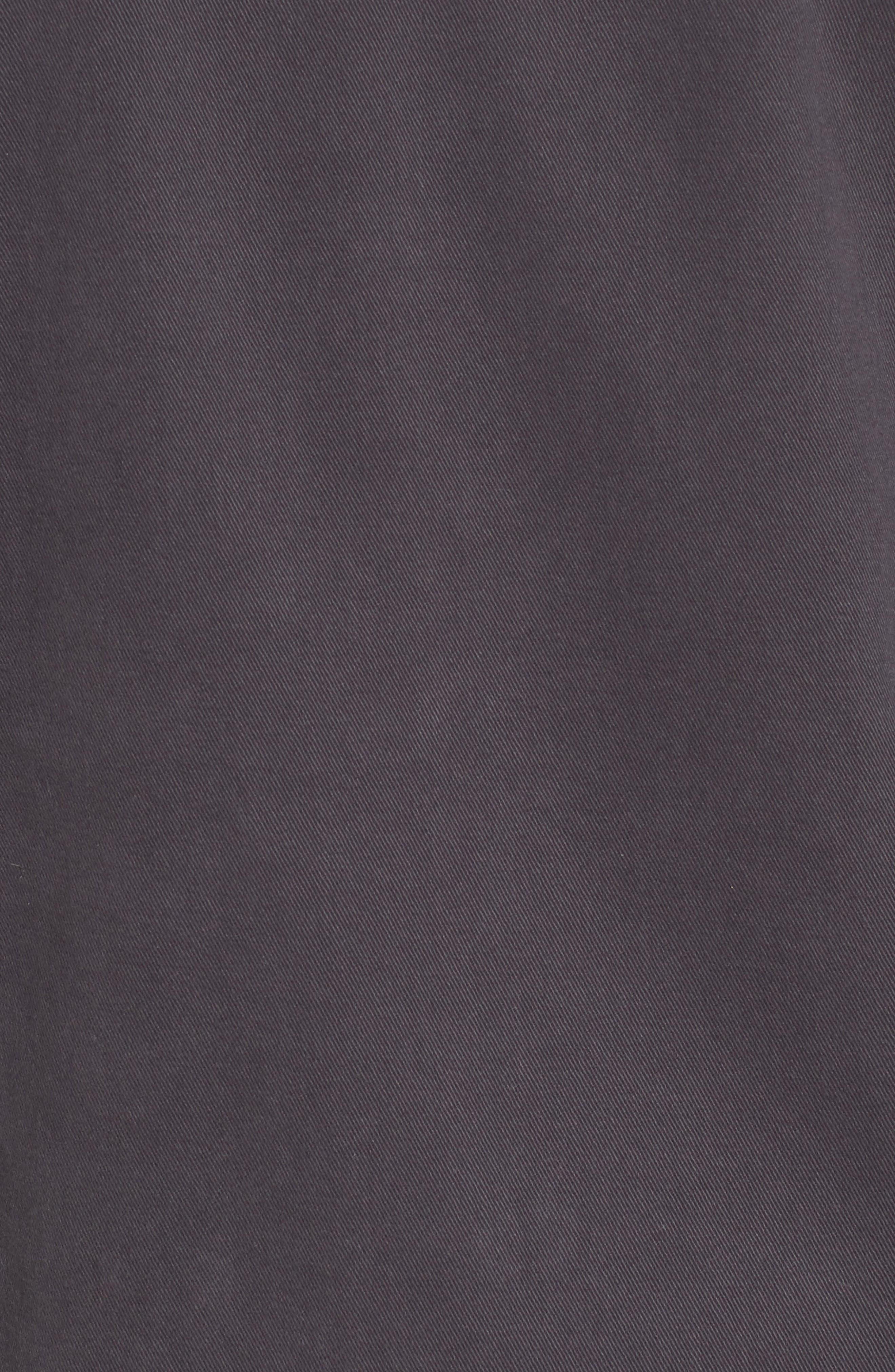 Belfair II Garage Jacket,                             Alternate thumbnail 5, color,                             Asphalt