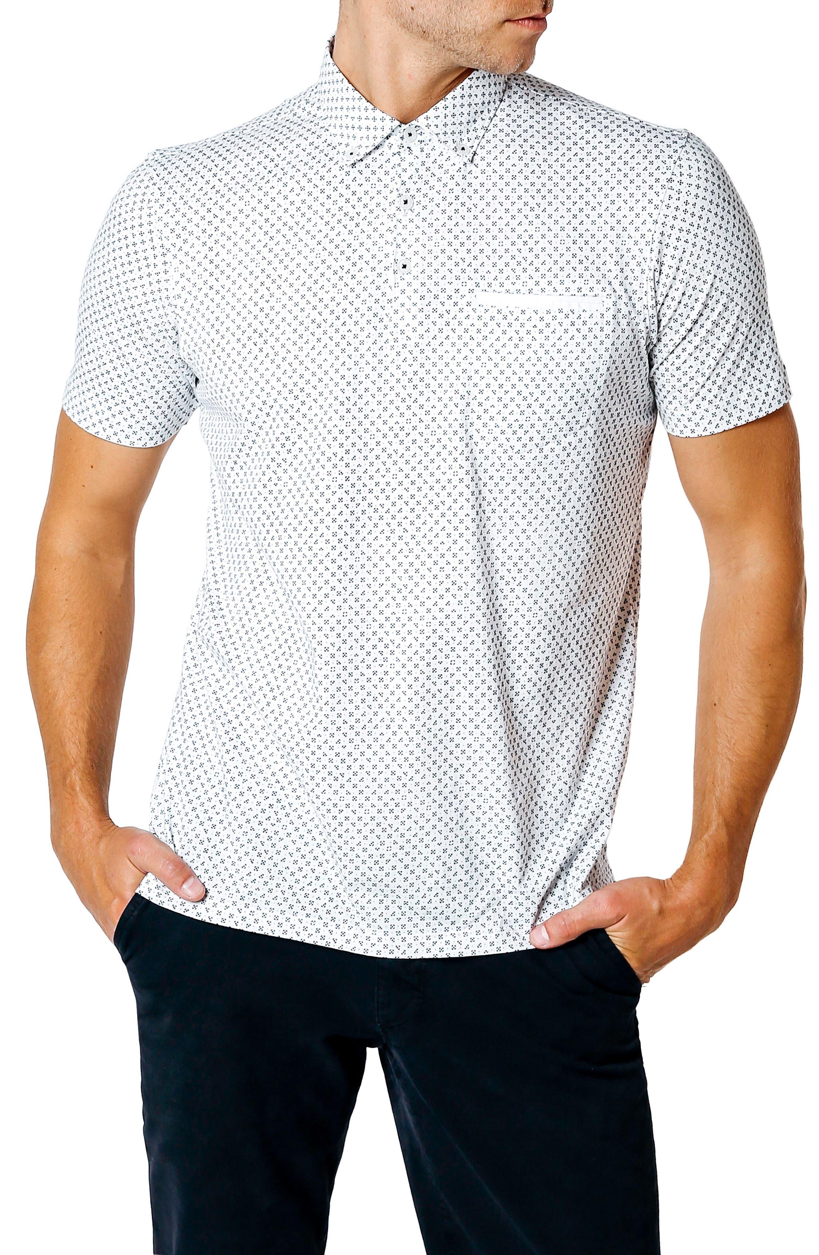 Good Man Brand Premium Slim Fit Polo