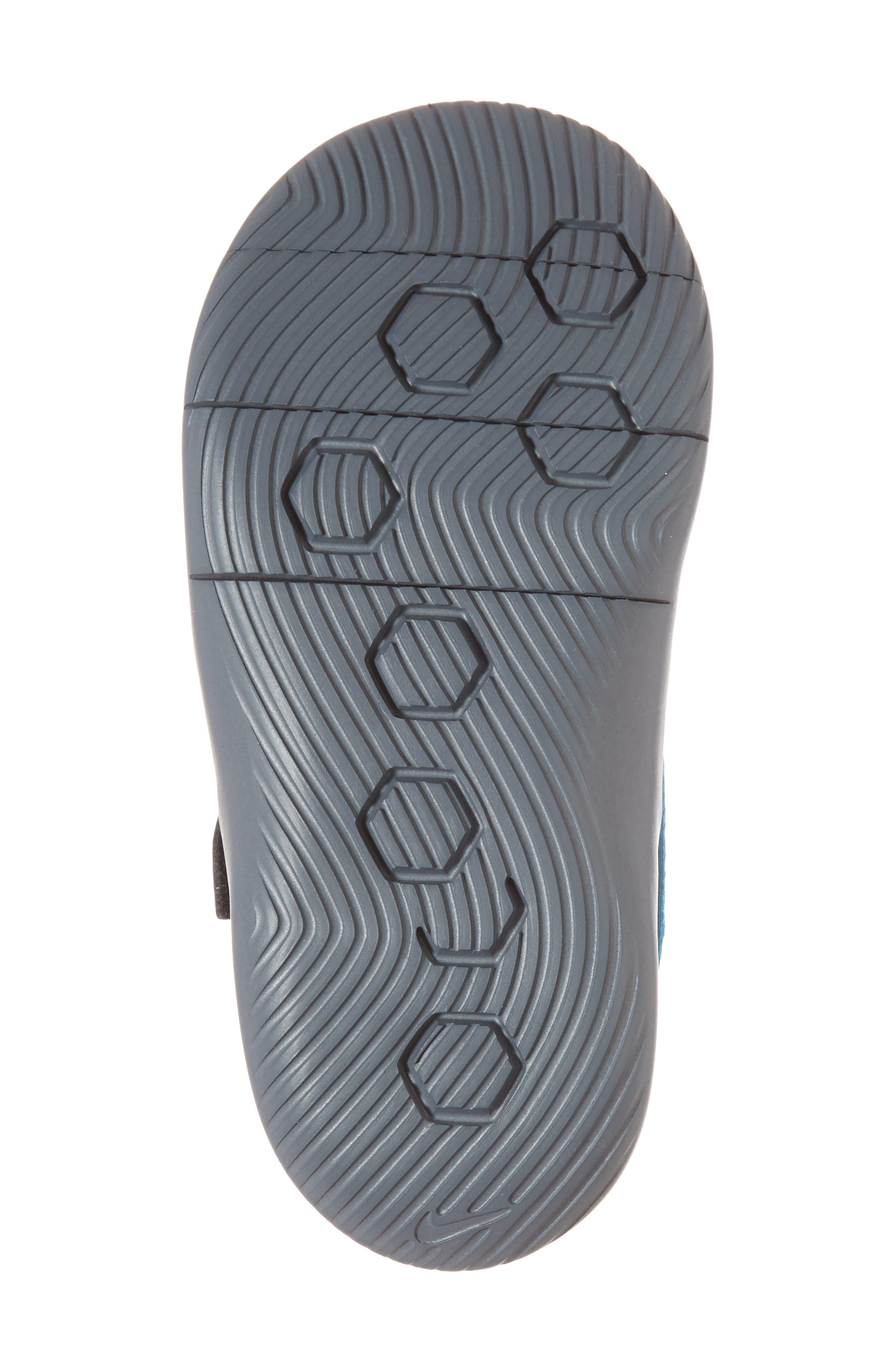Alternate Image 6  - Nike Flex Contact Running Shoe (Baby, Walker, Toddler & Little Kid)