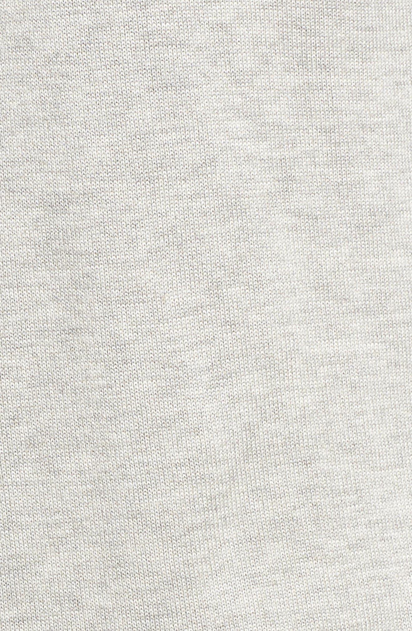 Planes Sweatshirt,                             Alternate thumbnail 5, color,                             Heather Grey/ Heather Grey