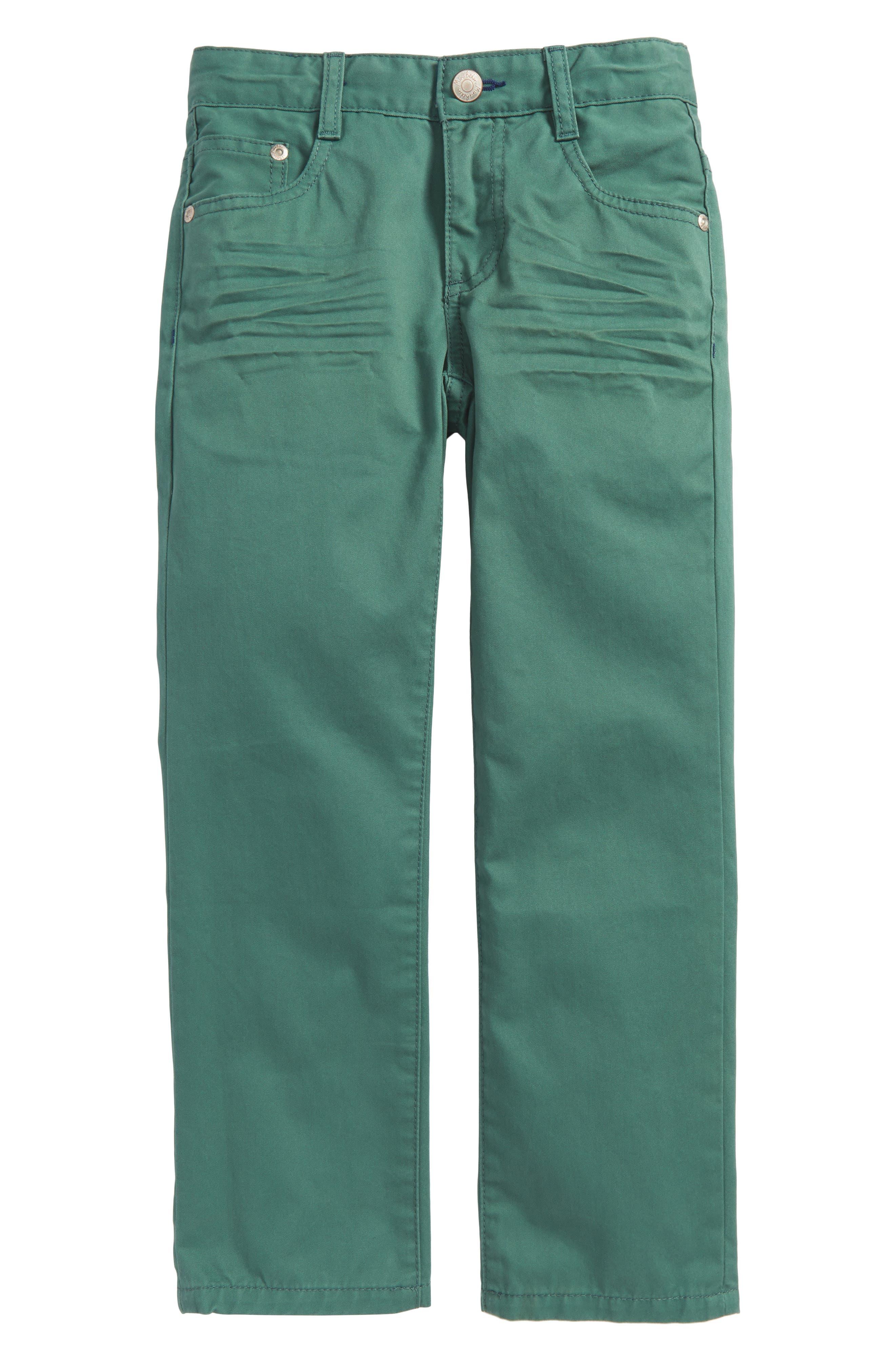 Mini Boden Slim Jeans (Toddler Boys, Little Boys & Big Boys)